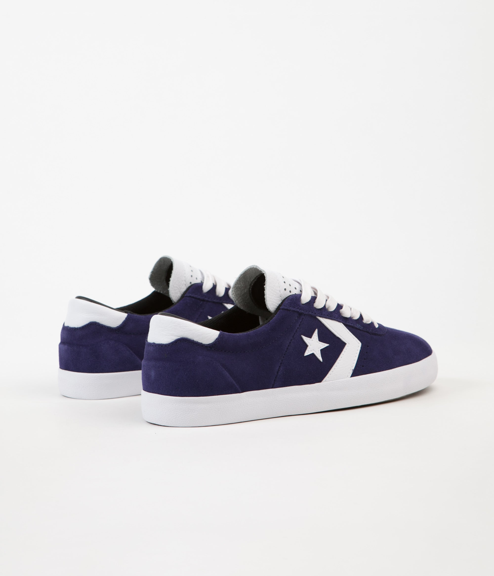 Converse Breakpoint Pro OX Shoes Midnight Indigo White at