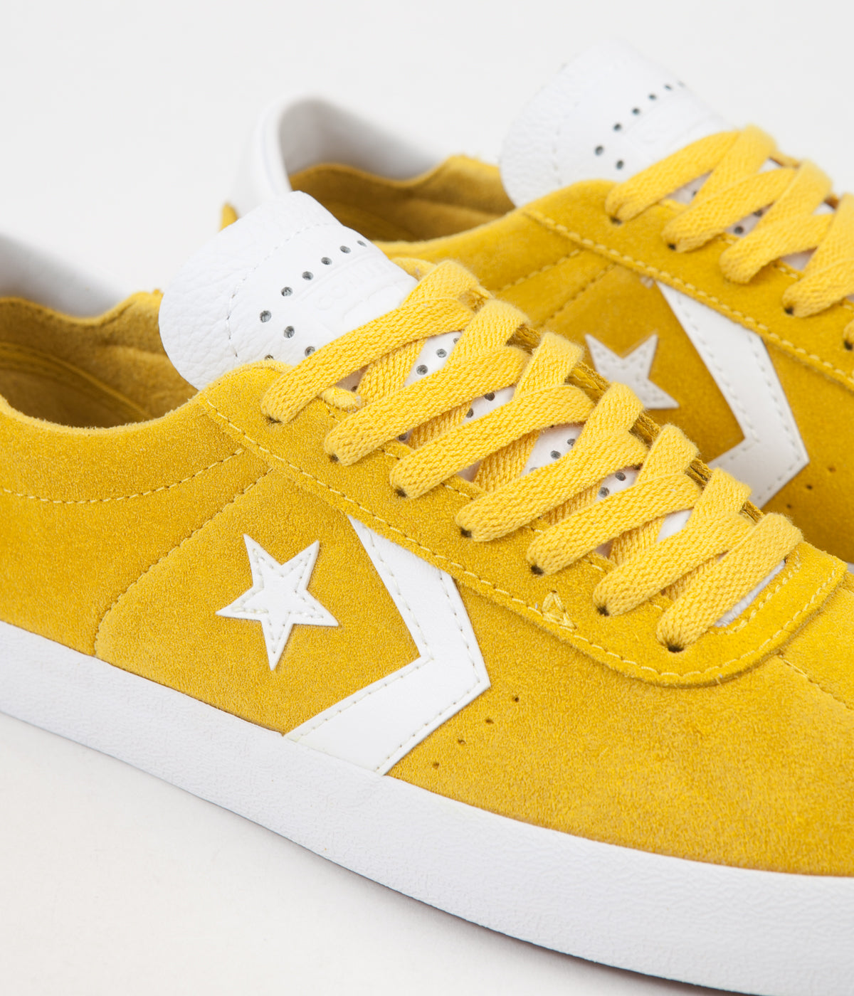 Converse Breakpoint Pro OX Shoes - Vivid Sulfur / White / Gum