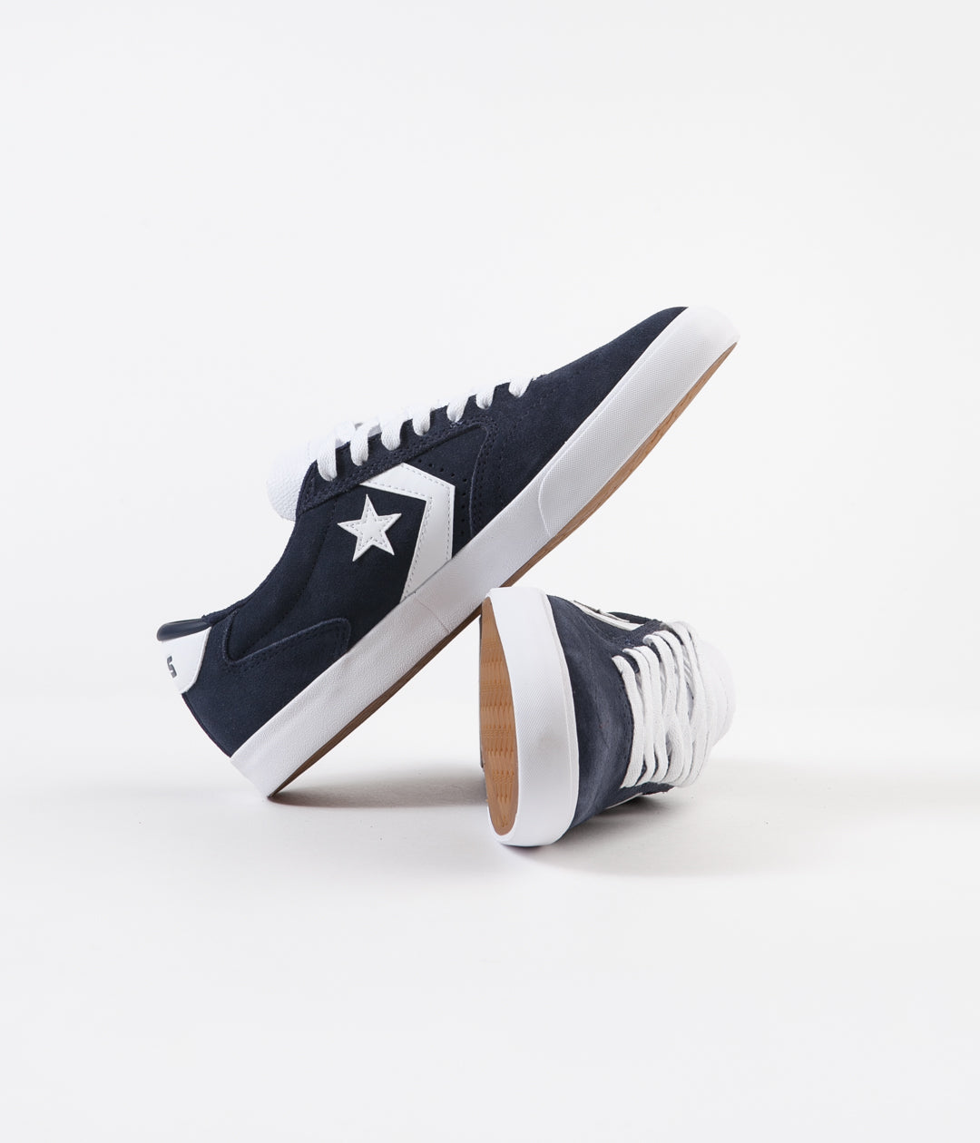Converse Checkpoint Pro Ox Shoes - Obsidian / Wolf Grey / White