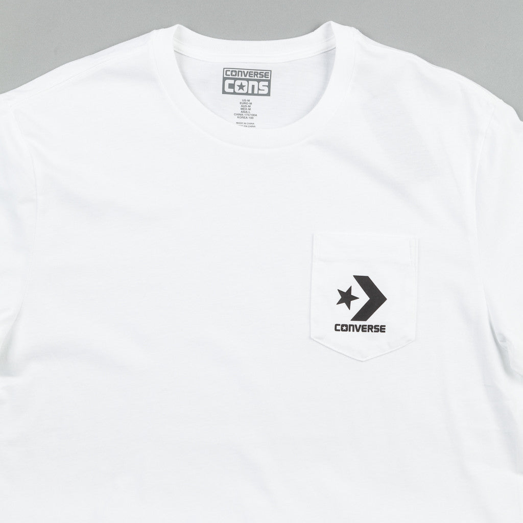 Converse Core Pocket T-Shirt - White