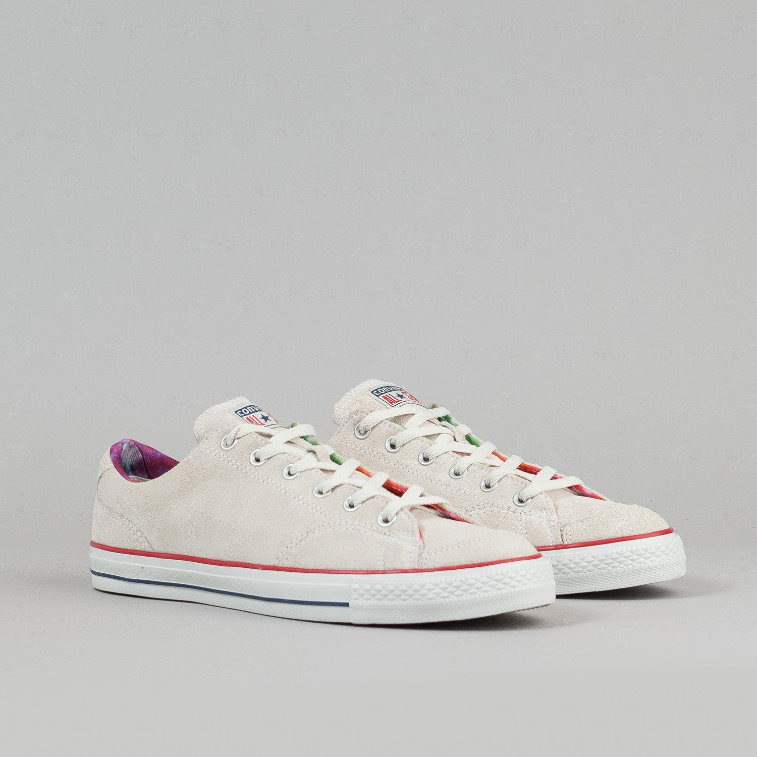 Converse CT LS OX Shoes - Parchment / White