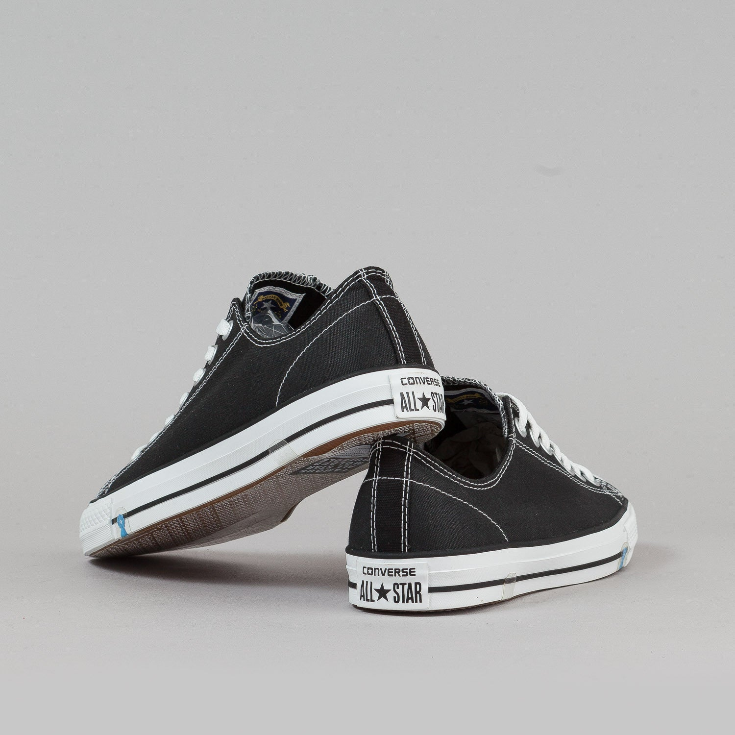 Converse CT Pro Skate OX Black / White