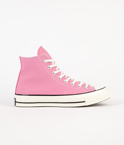 Converse CTAS 70 Hi OX Shoes - Chateau Rose / Black / Egret