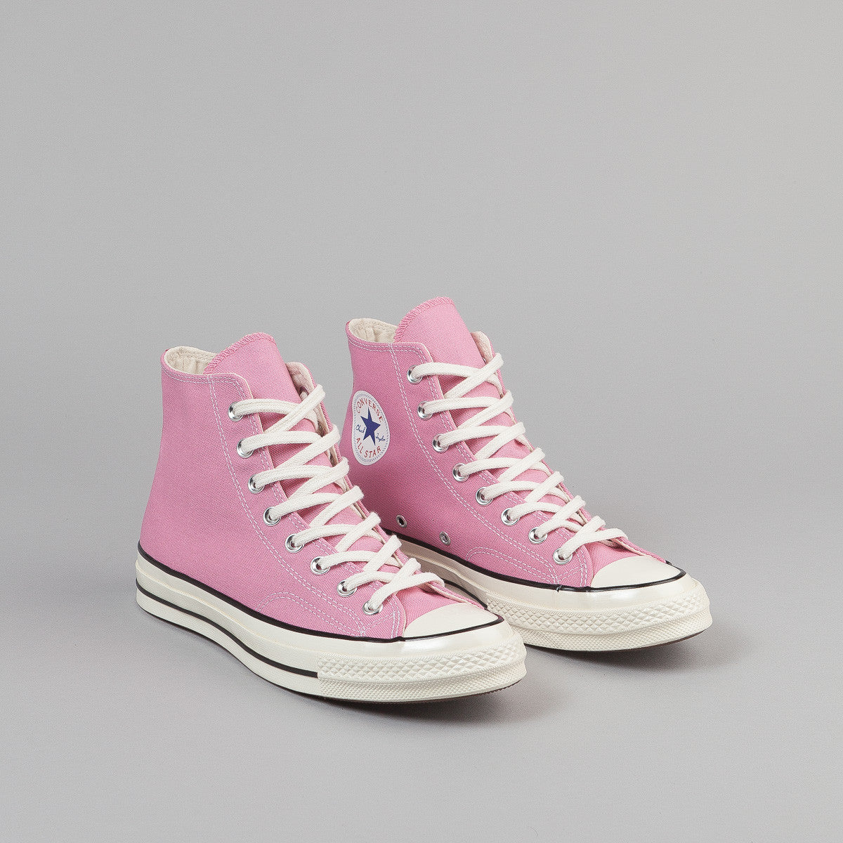 Converse CTAS 70's Hi Shoes - Chateau Rose / Black / Egret