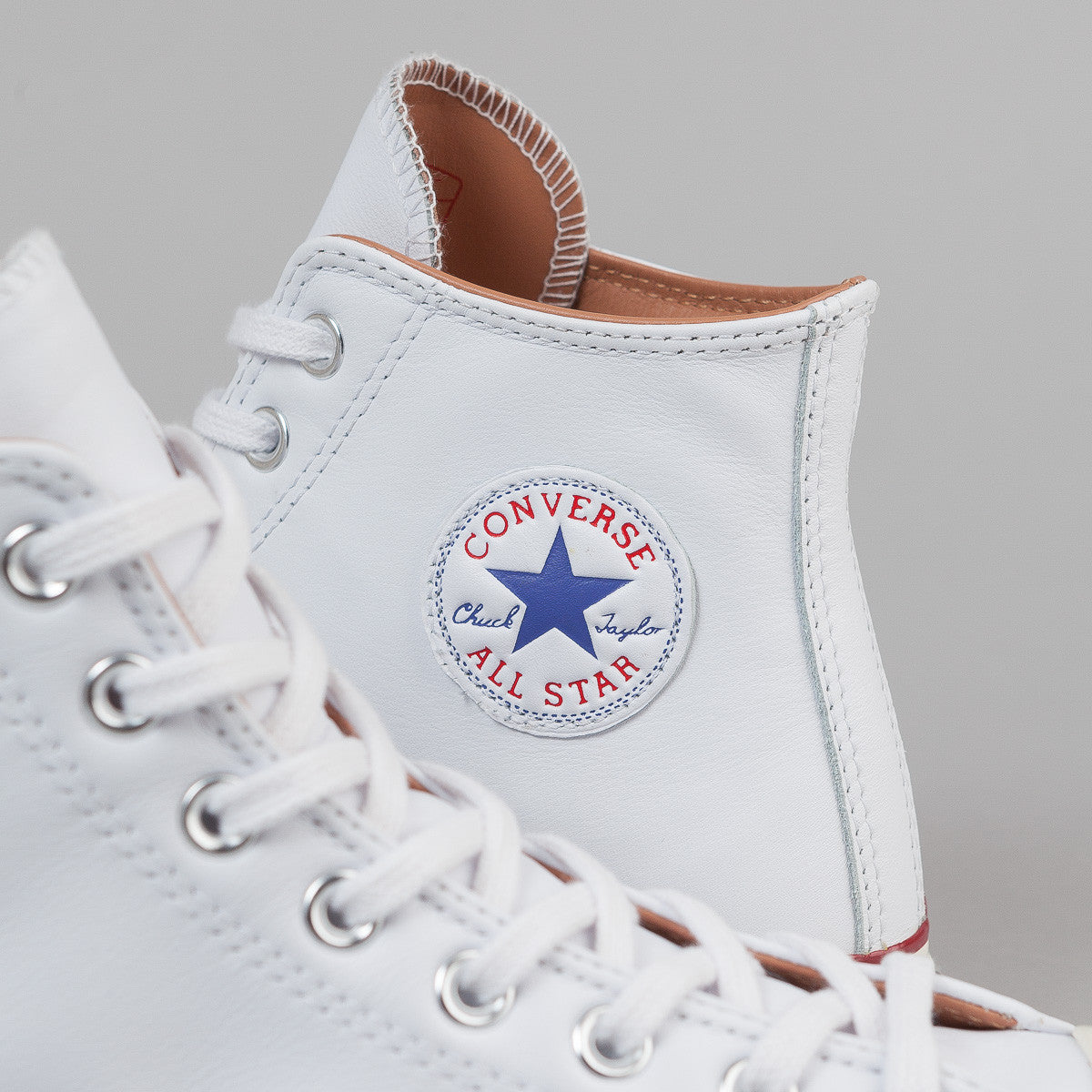 Converse CTAS 70 Hi Shoes - White / Egret / Nature