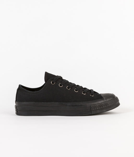 Converse CTAS 70 Ox Shoes - Black / Black / Black