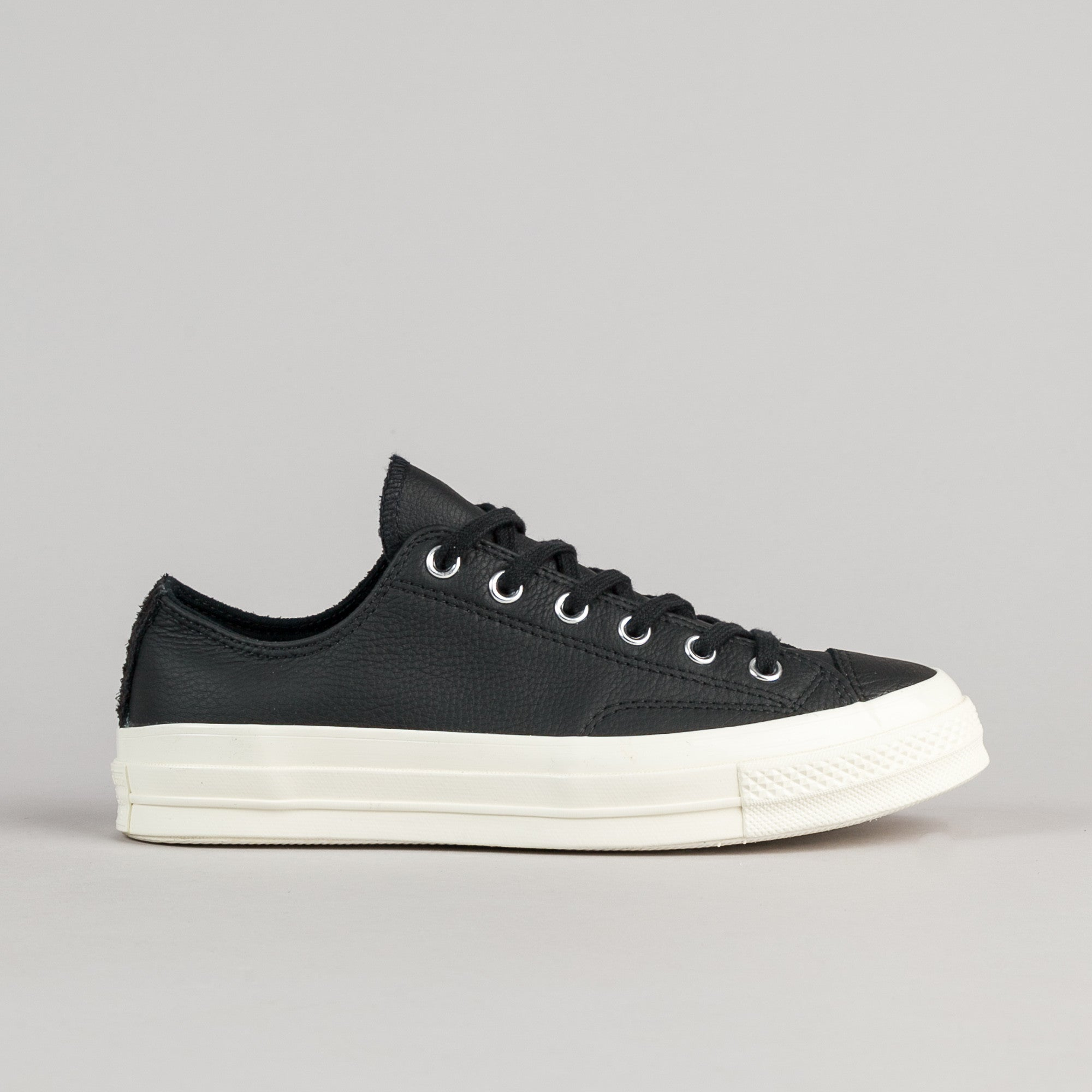 Converse CTAS 70's OX Shoes - Black / Black / Egret