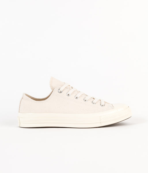 Converse CTAS 70 OX Shoes - Natural / Natural / Egret