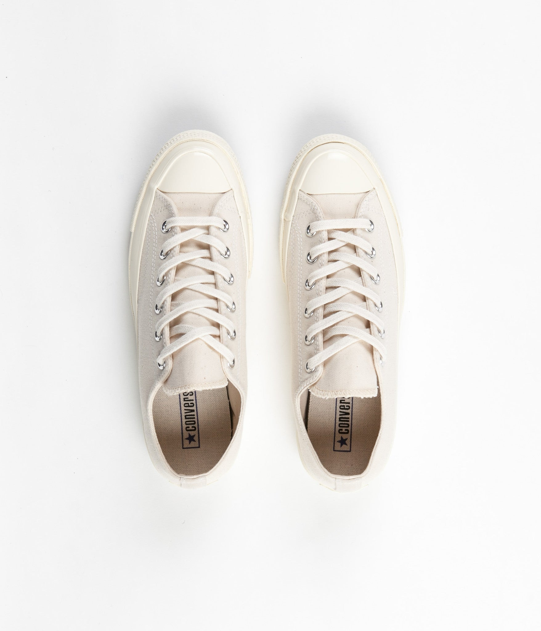 Converse CTAS 70's OX Shoes - Natural / Natural / Egret