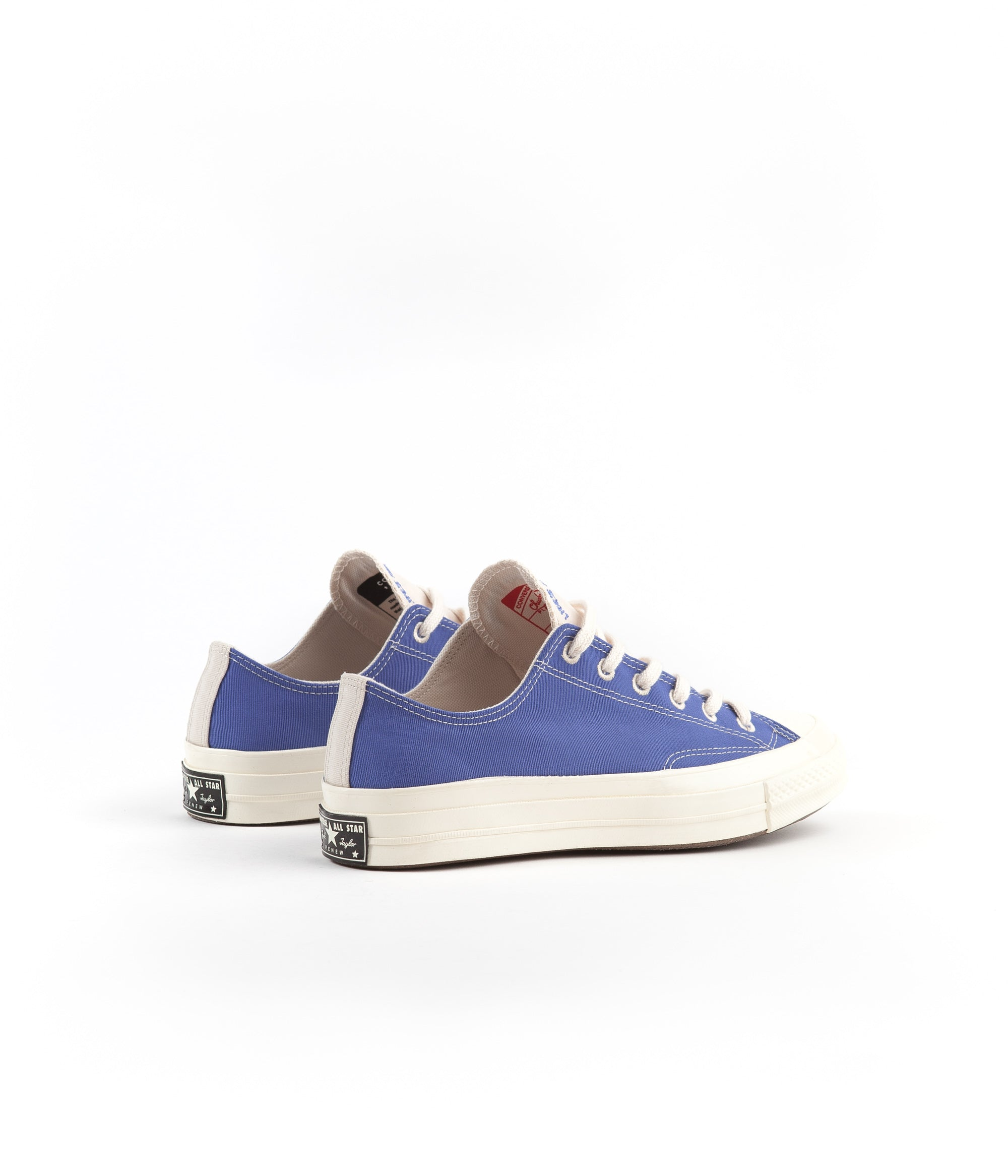 Converse CTAS 70's Ox Renew Shoes - Ozone Blue / Natural / Black