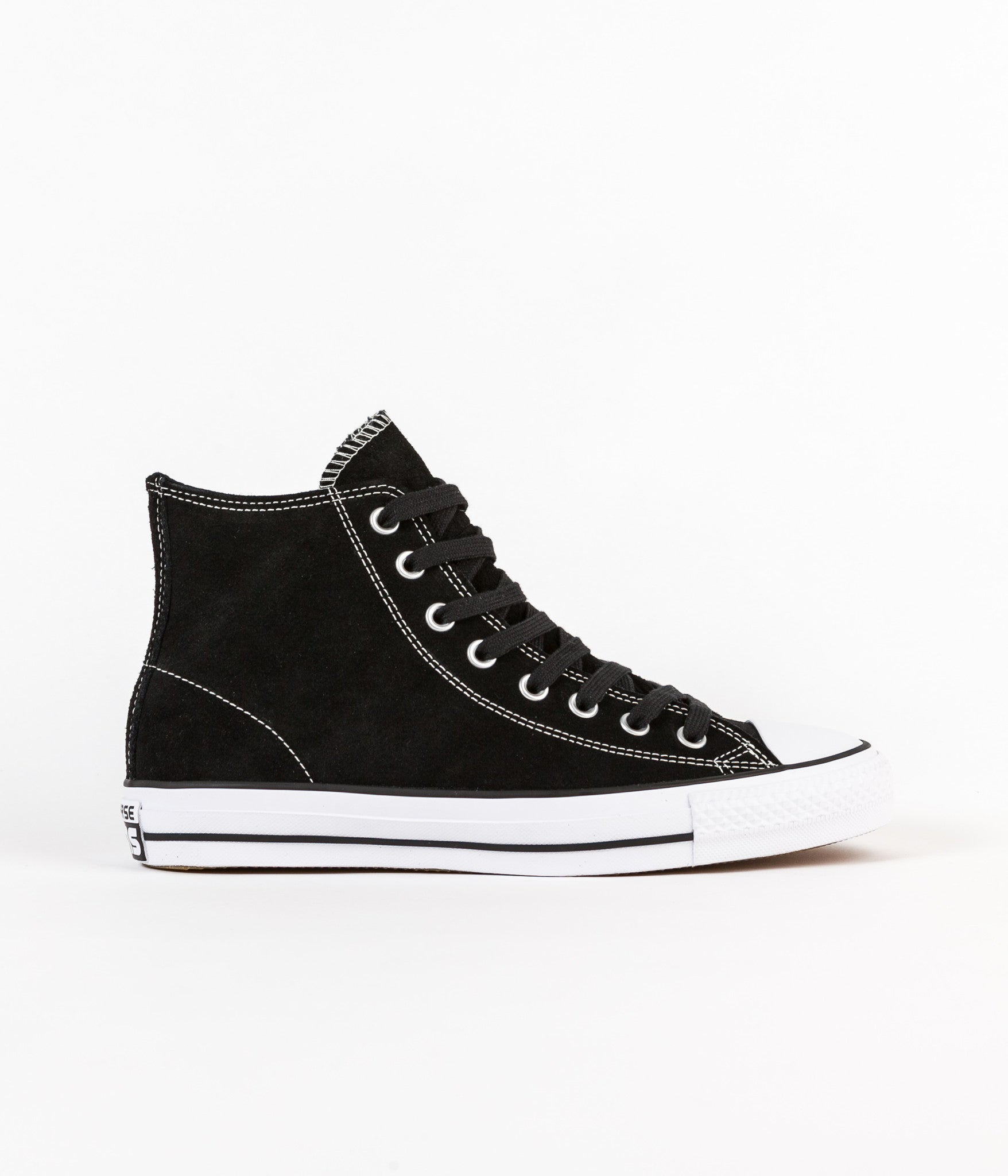 Converse CTAS Pro Hi Shoes - Black / White