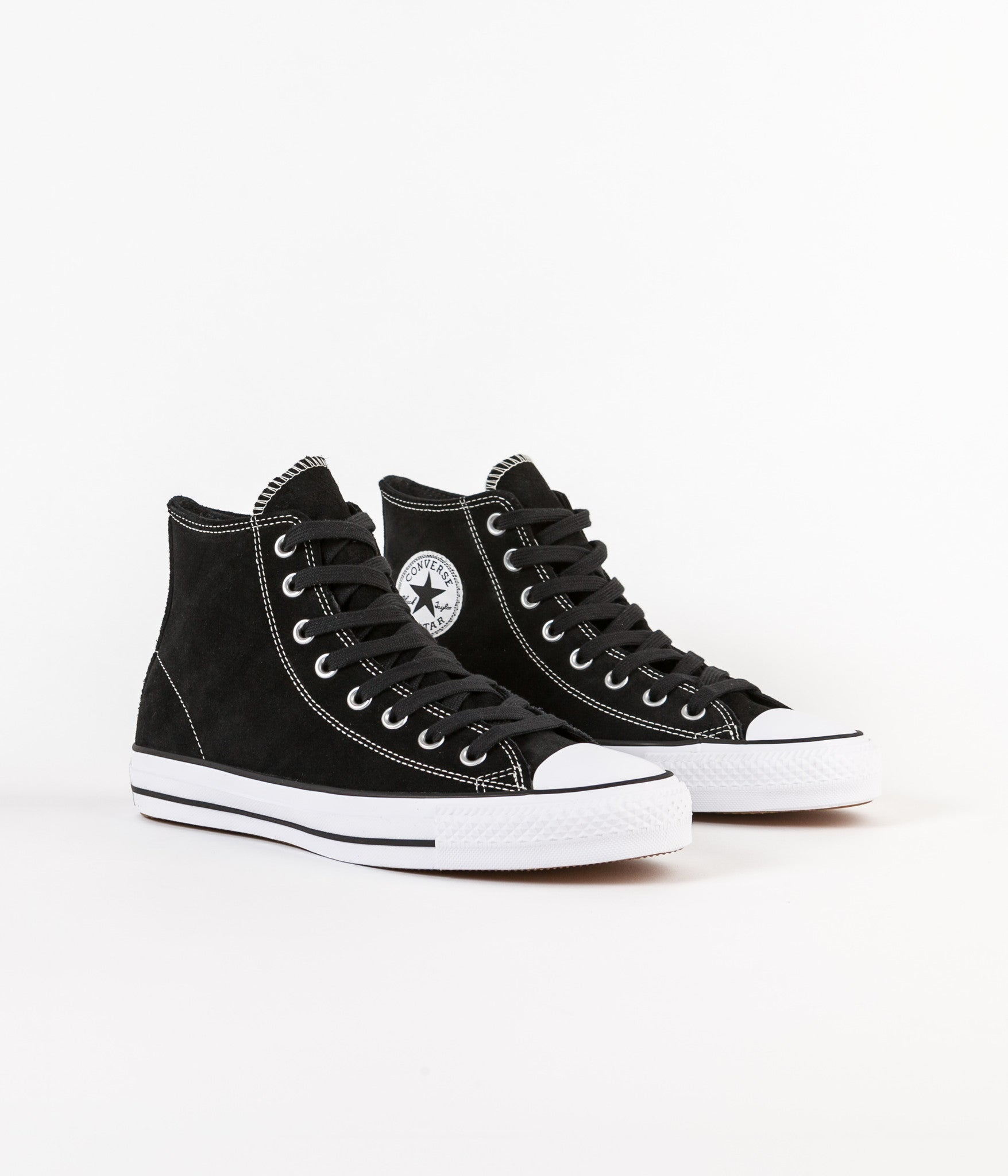 a1aab45c499a07 ... Converse CTAS Pro Hi Shoes - Black   White ...