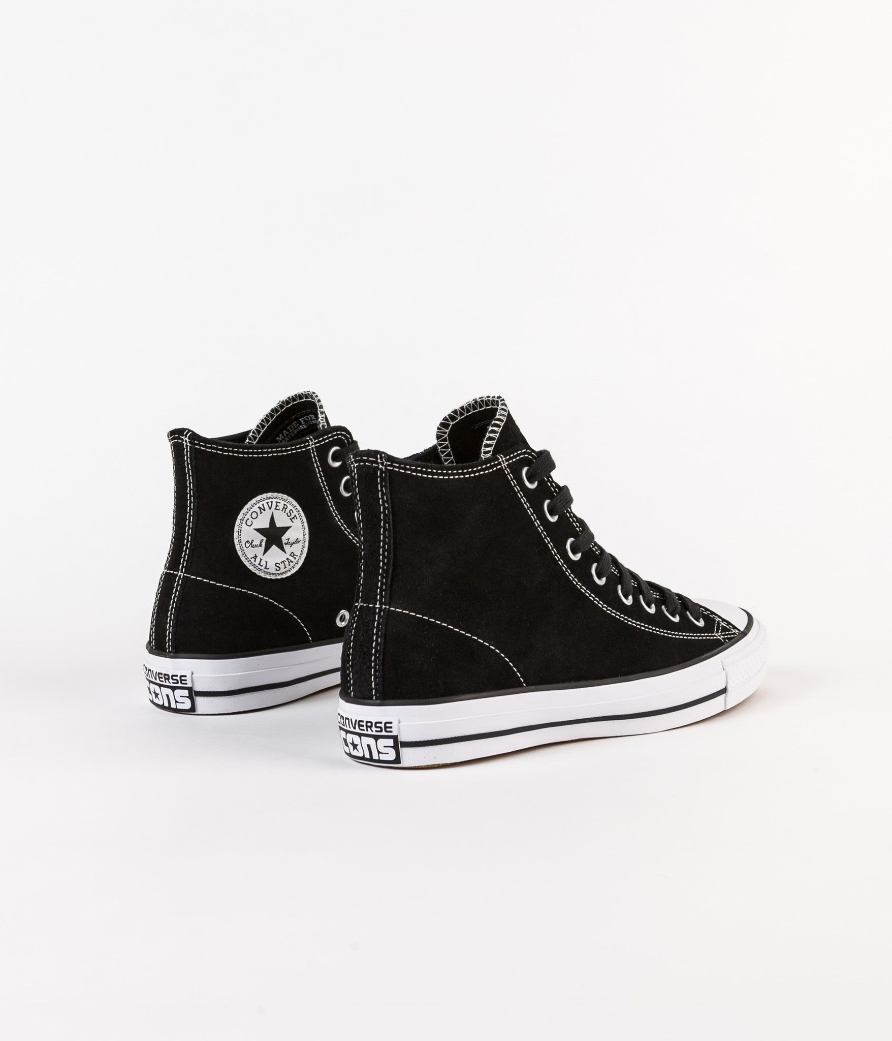 db35a600520039 Converse CTAS Pro Hi Shoes - Black   White