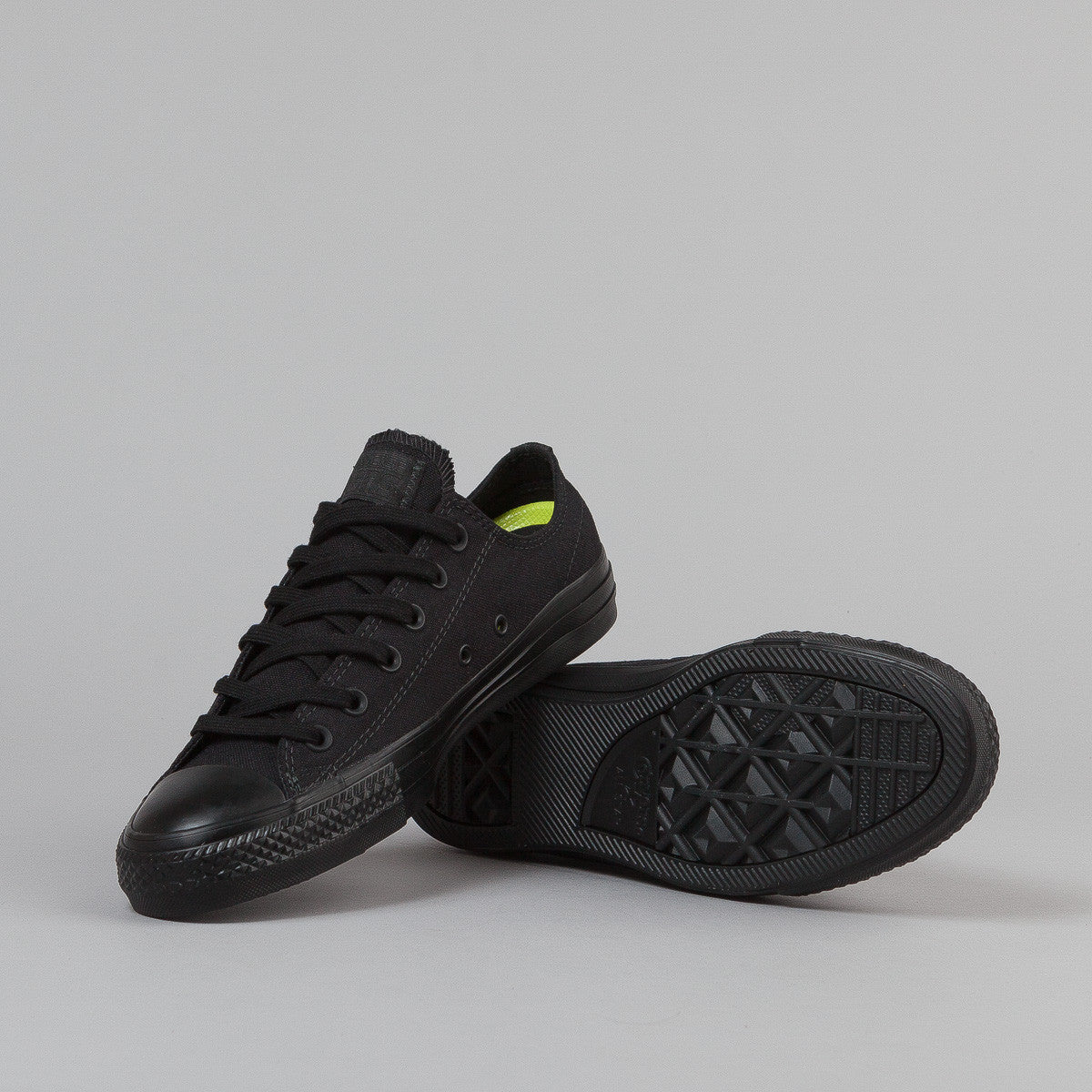 Converse CTAS Pro OX Shoes - Black / Black