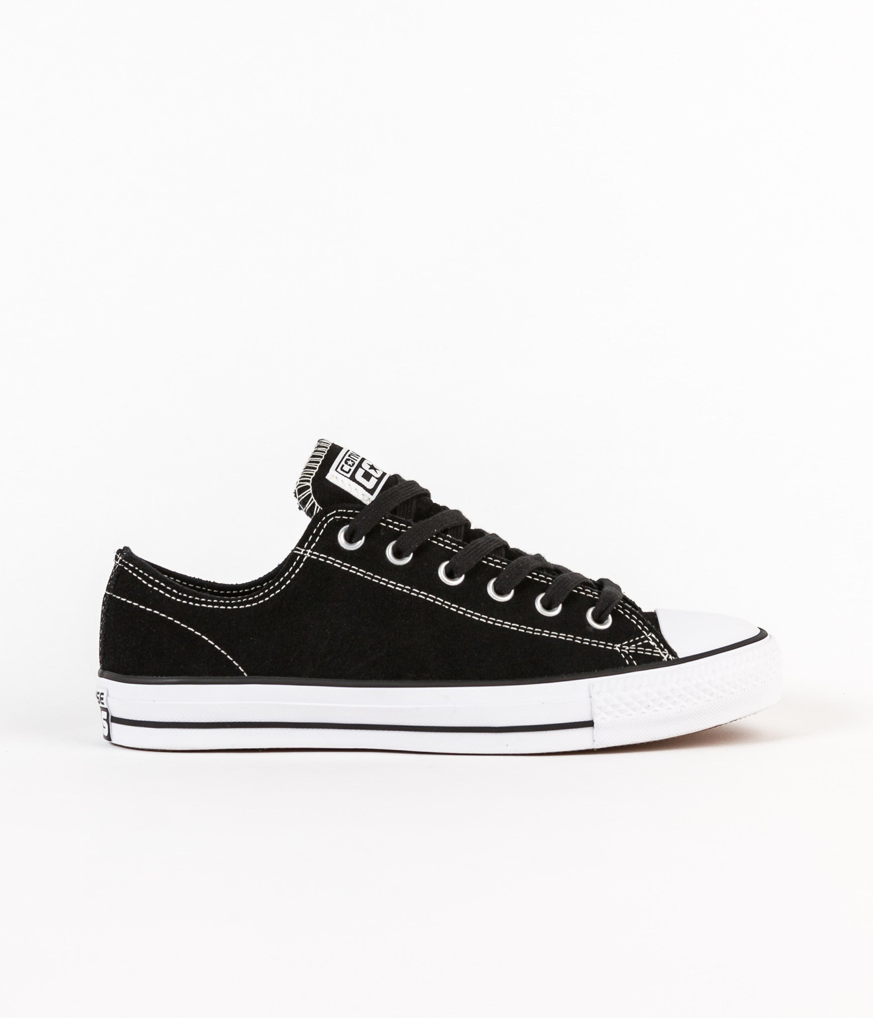 f1ecae036d4340 Converse CTAS Pro Ox Shoes - Black   White