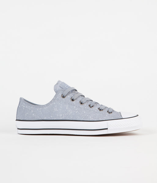 Converse CTAS Pro Ox Shoes - Blue Granite / White / Blue