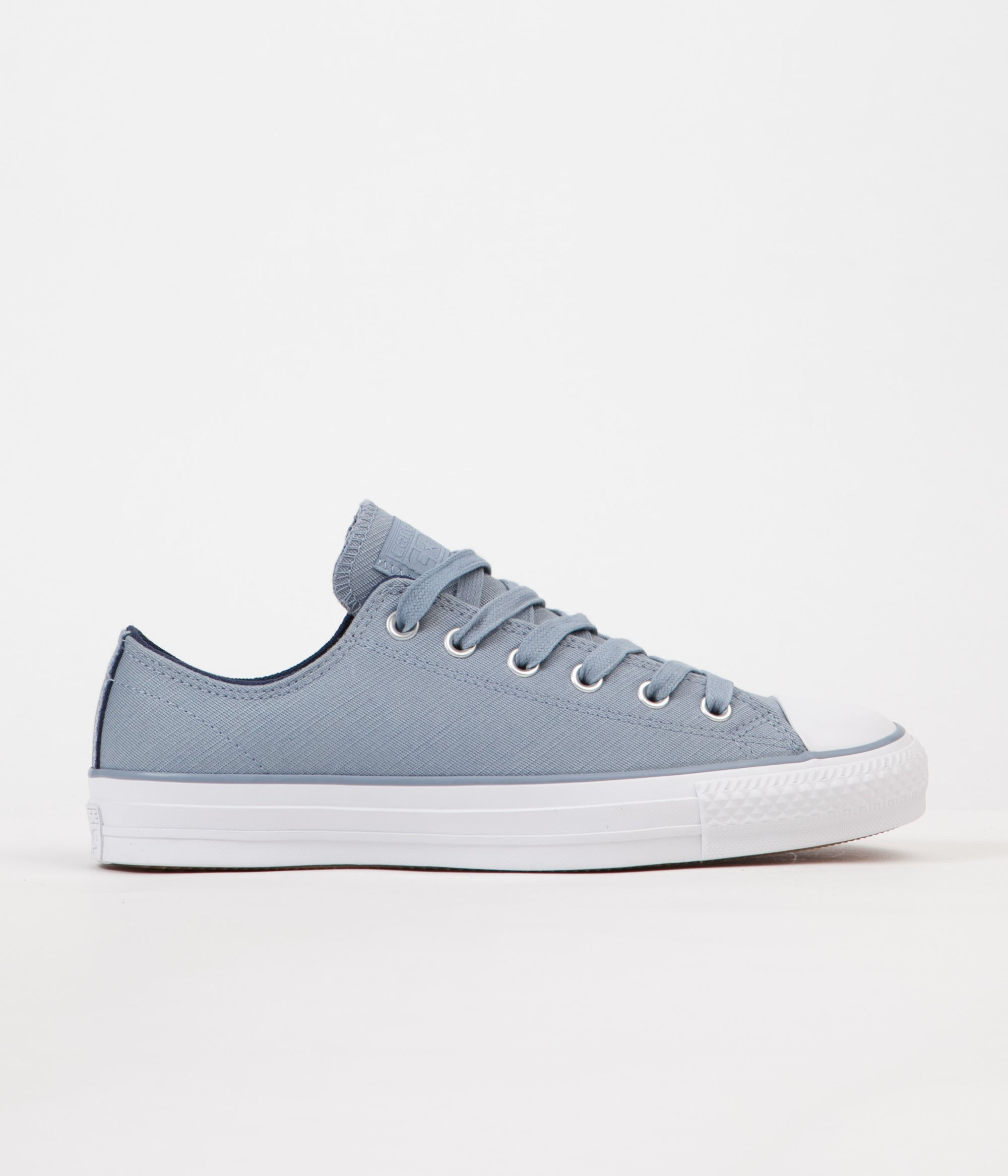089203e8c32d Converse CTAS Pro OX Shoes - Blue Slate   Midnight Navy