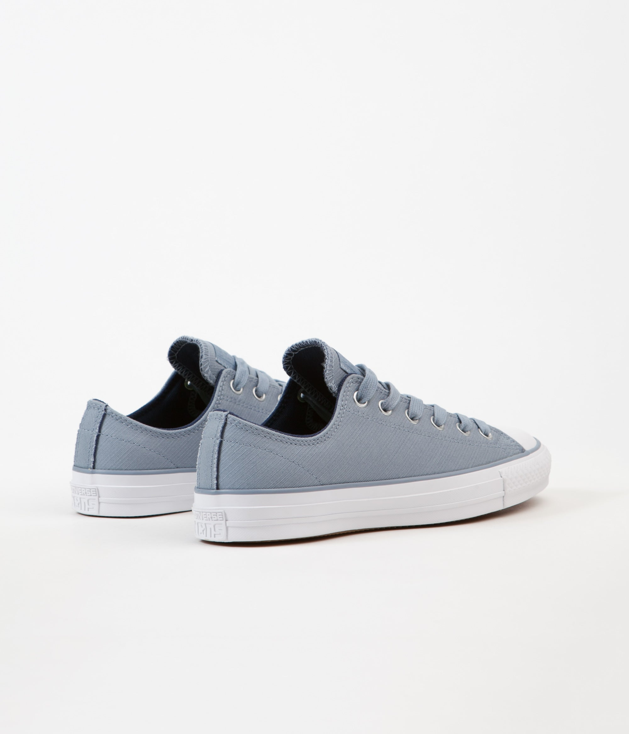 ac2a4d9bbbc6 ... Converse CTAS Pro OX Shoes - Blue Slate   Midnight Navy ...