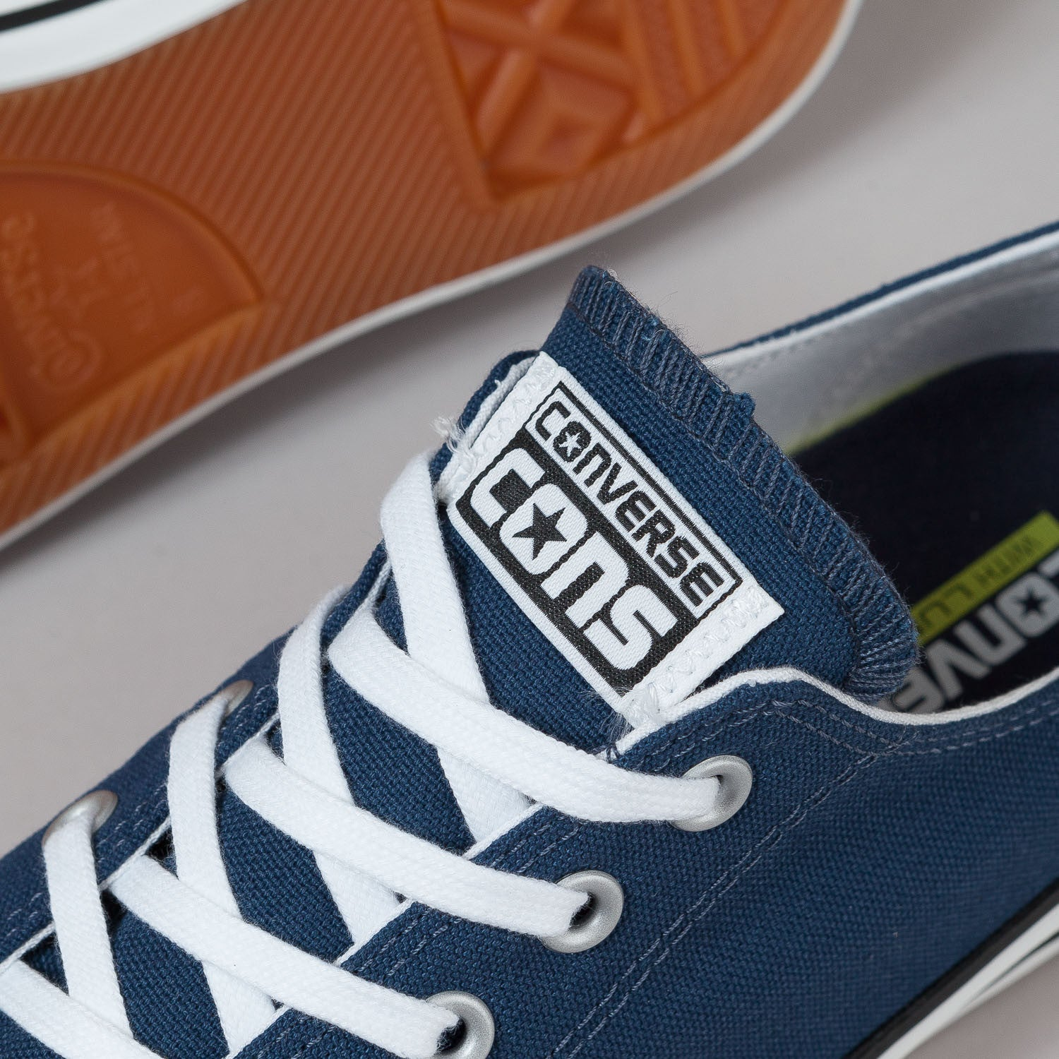 Converse CTAS Pro Ox Shoes - Navy / White / Black