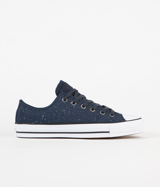 Converse CTAS Pro Ox Shoes - Obsidian / White / Obsidian