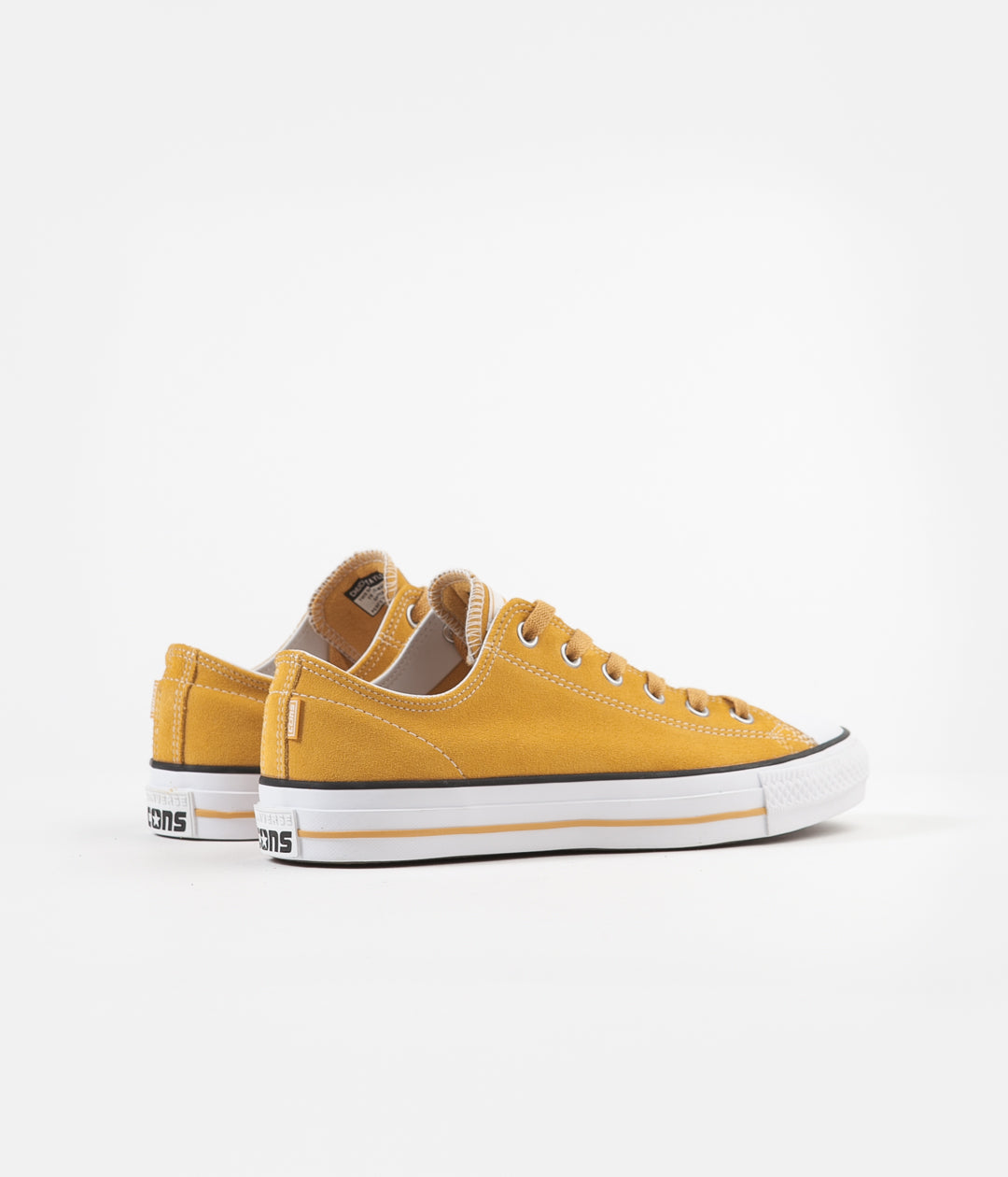 Converse CTAS Pro Ox Shoes - Sunflower Gold / White / Sunflower