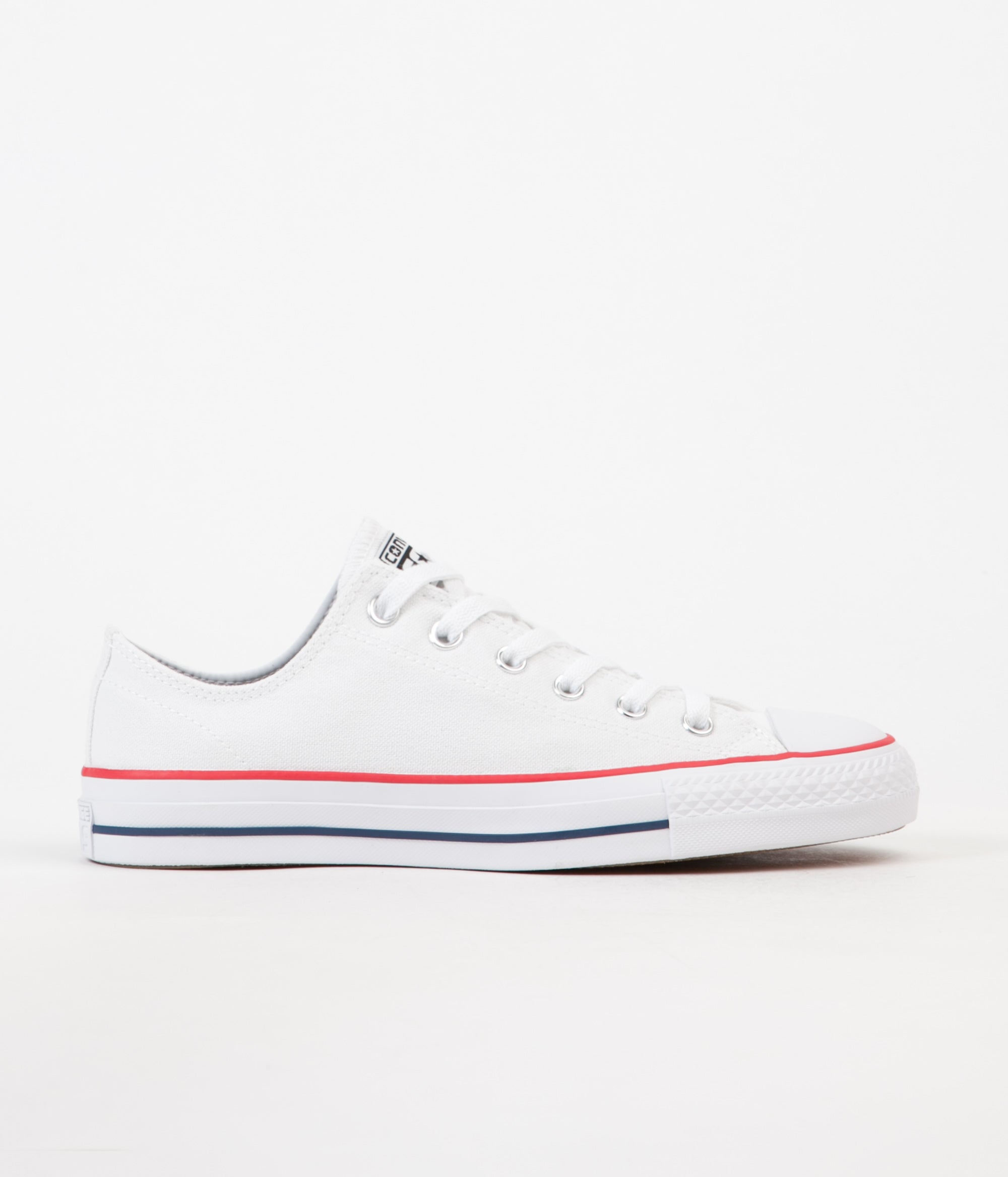 b96d9604564826 Converse CTAS Pro Ox Shoes - White   Red   Insignia Blue