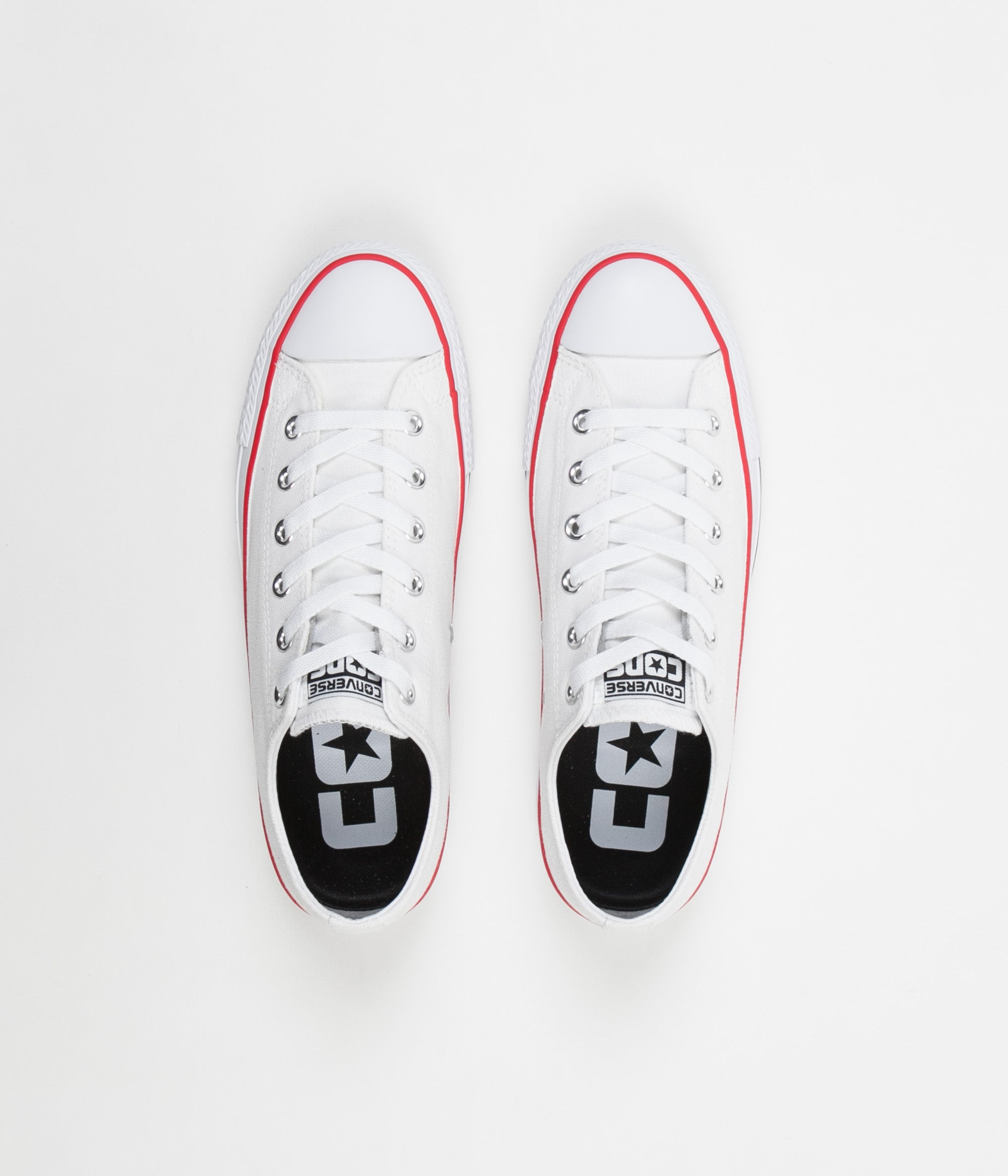 dfa34df1bca95f Converse CTAS Pro Ox Shoes - White   Red   Insignia Blue ...