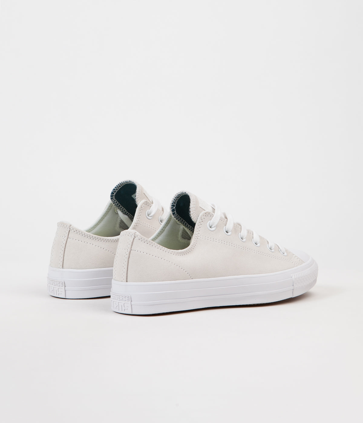 converse ctas ox bianche