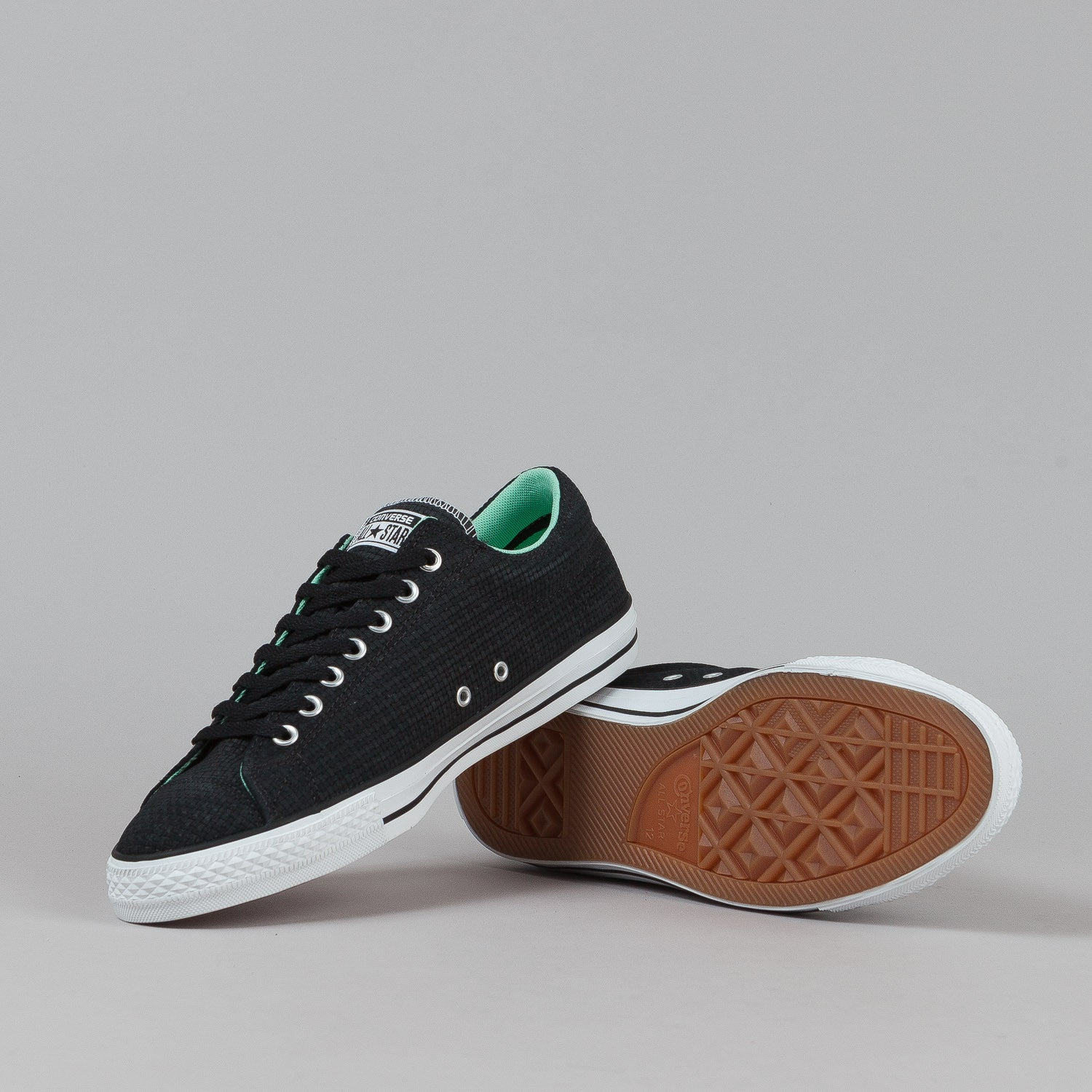 Converse CTS OX Black / White / Peppermint