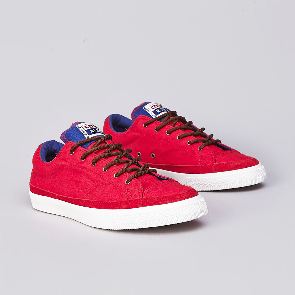 Converse CTS OX Revolution Red / Athletic Navy