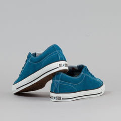 Converse CTS OX Shoes - Blue / White