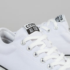Converse CTS OX Shoes - White / Black