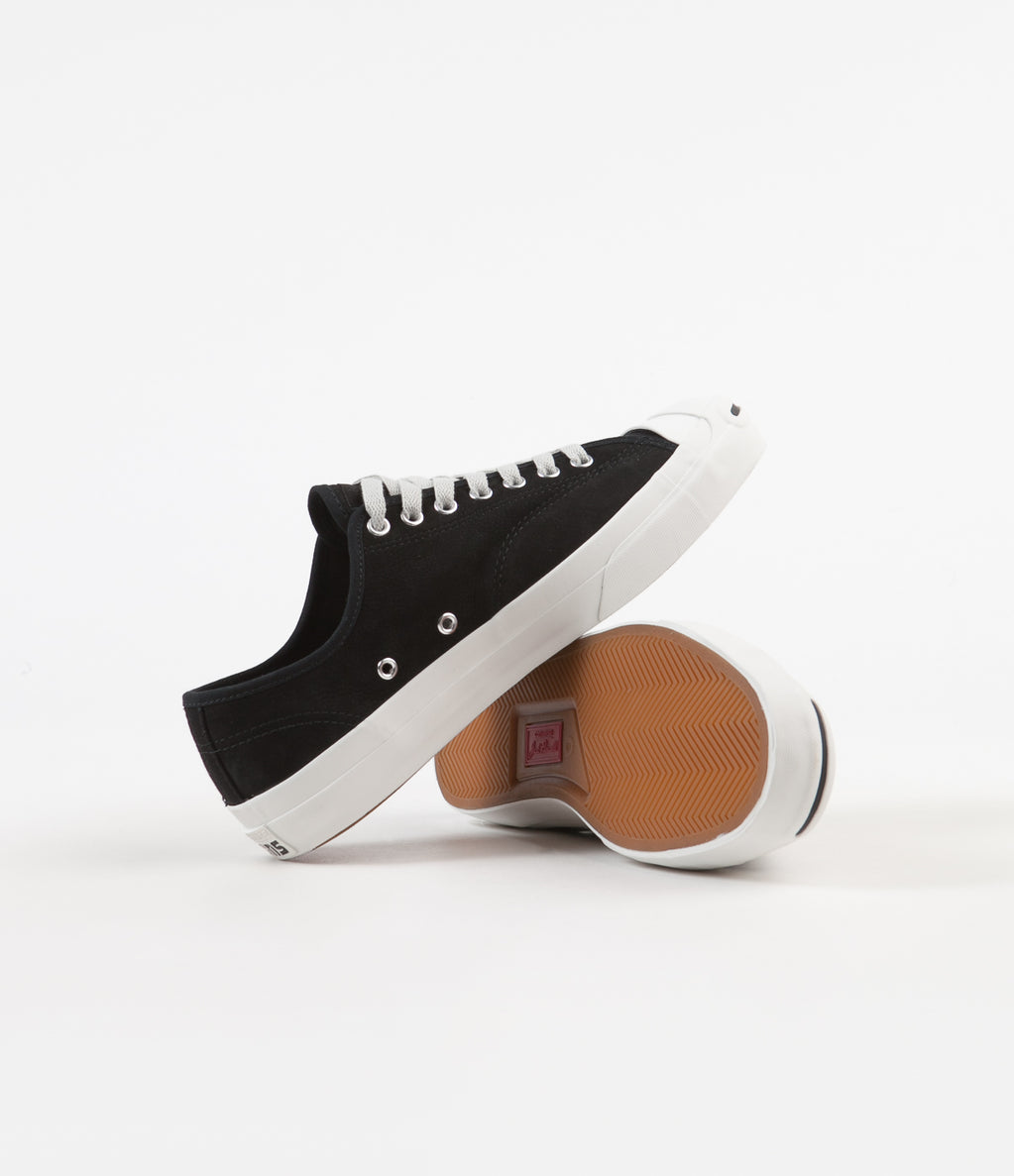 Converse CONS Jack Purcell Pro Ox Black-Out Receiving the