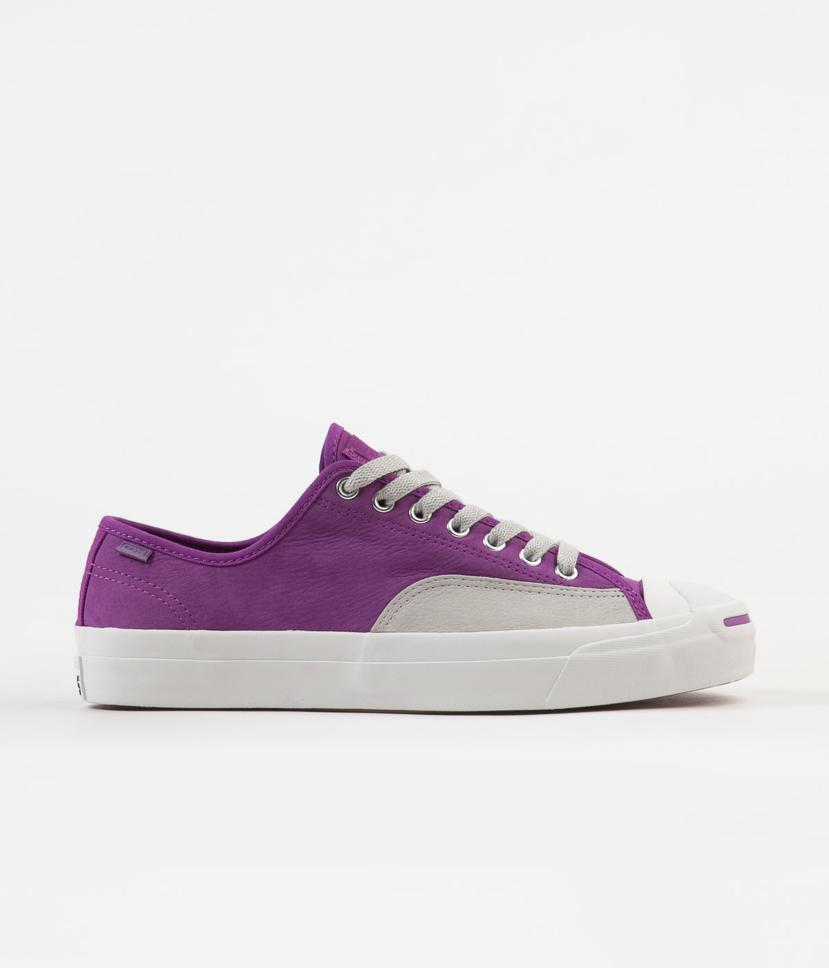 8bcd880b8a96 ... Converse Jack Purcell Pro Ox Shoes - Icon Violet   Pale Grey ...