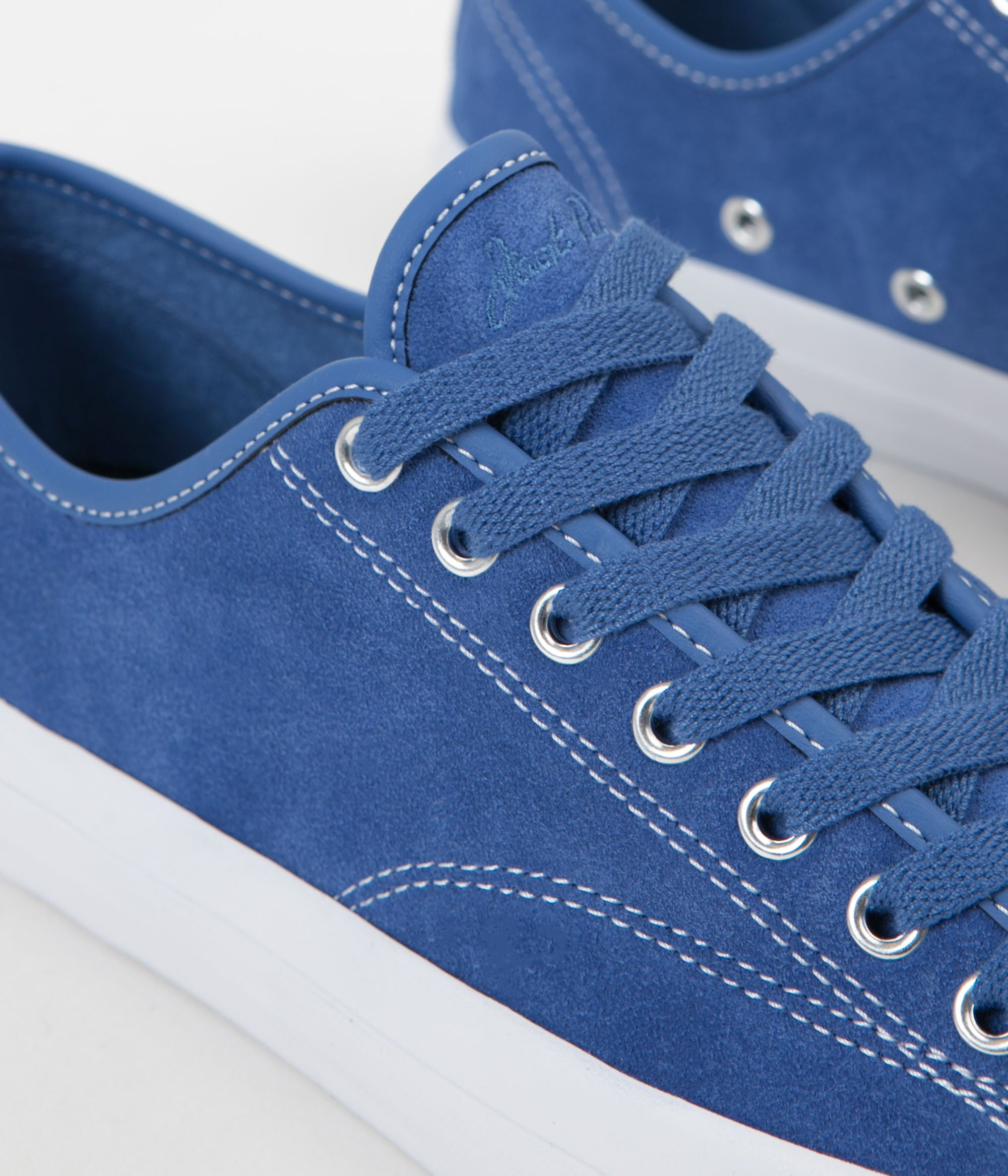 b3c9b2c10db5b4 ... Converse Jack Purcell Pro Ox Shoes - Nightfall Blue   Nightfall Blue    White ...