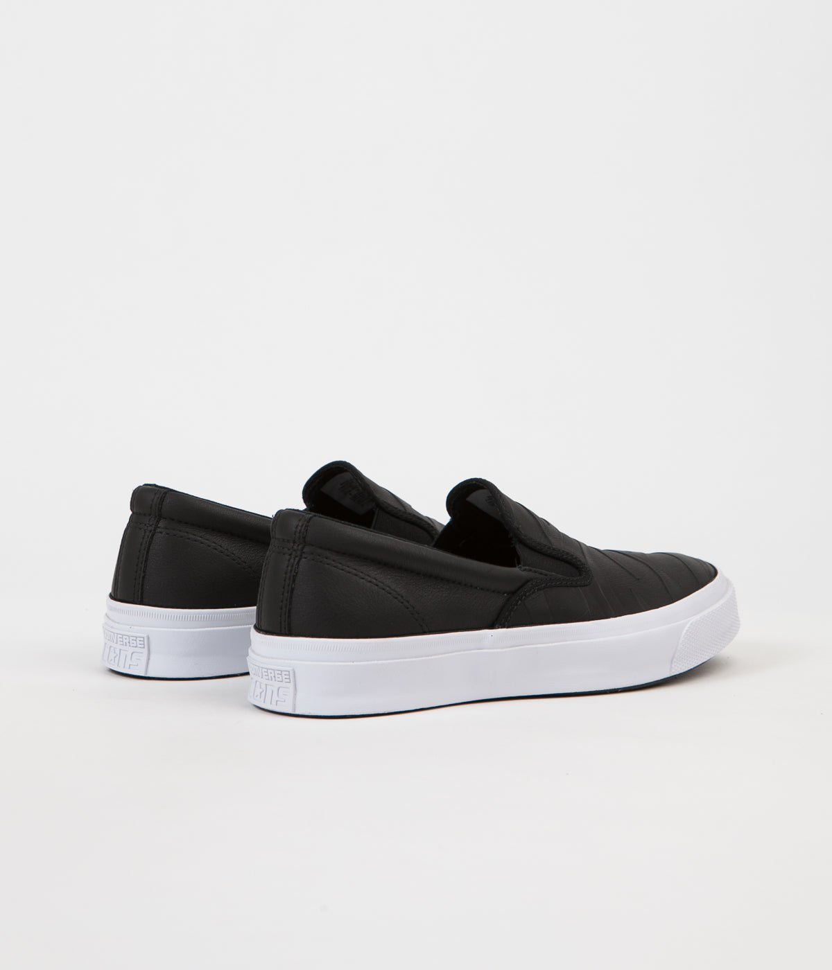 Converse Jason Jesse '67 Deckstar Slip On Shoes - Black