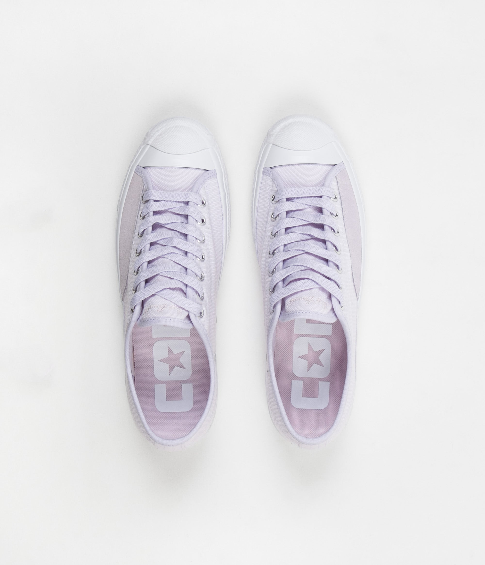 Converse JP Pro Ox Shoes - Barely Grape   Barely Grape ... e1eaf2f6d