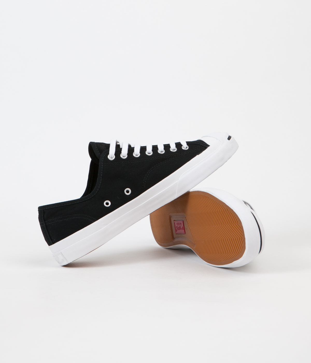 Converse JP Pro Ox Shoes - Black / Black / White