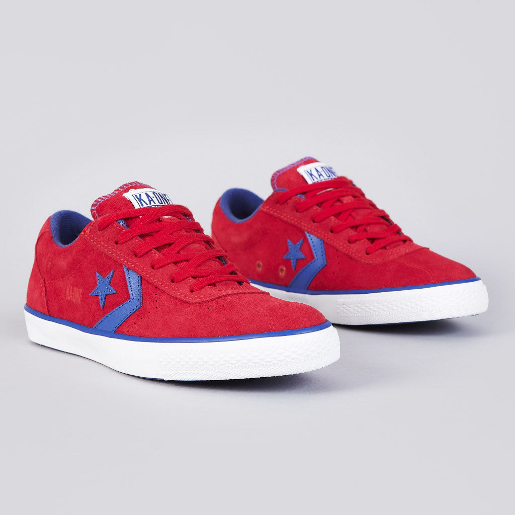Converse KA-One Vulc OX N Red / Blue