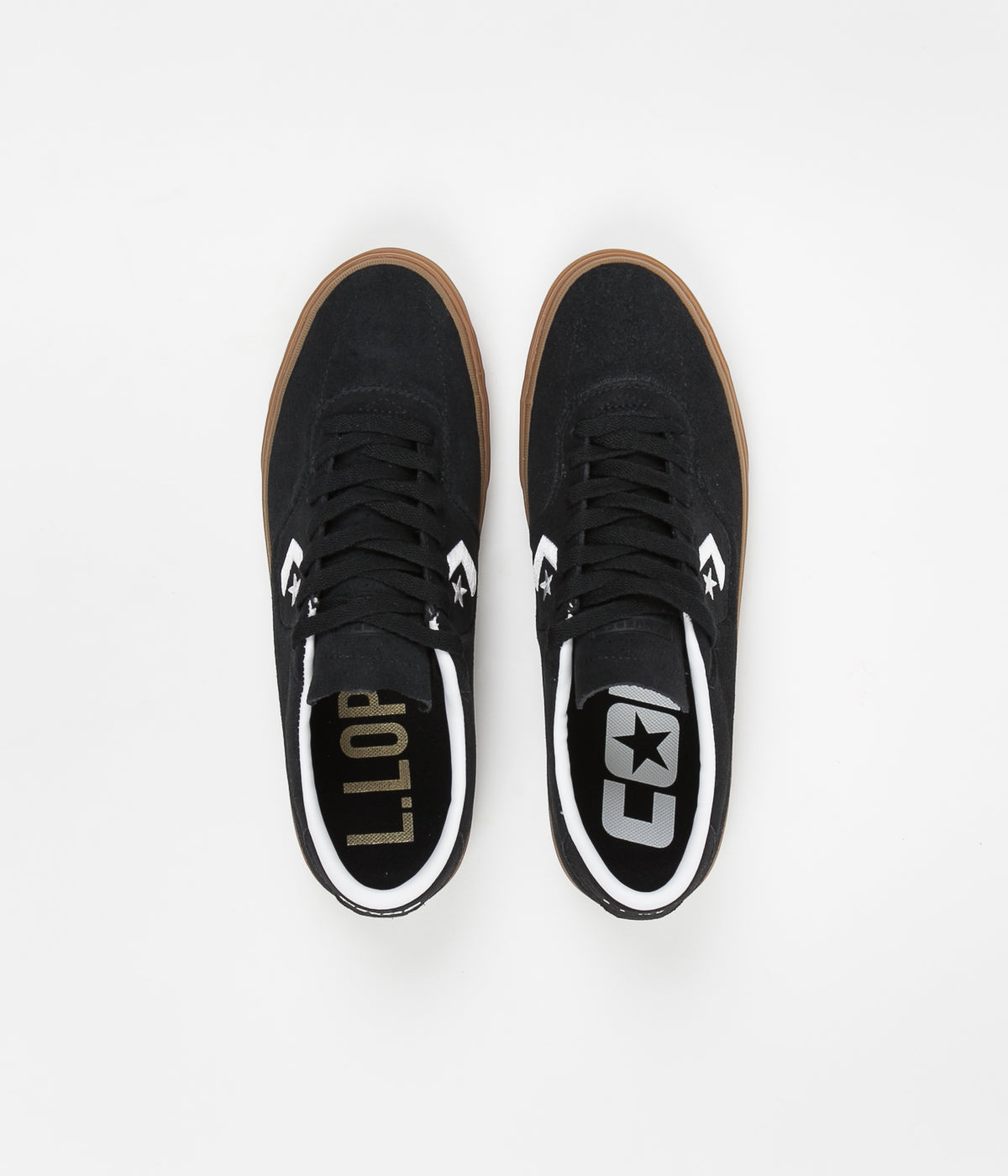 Converse Louie Lopez Pro Shoes - Black / White / Gum