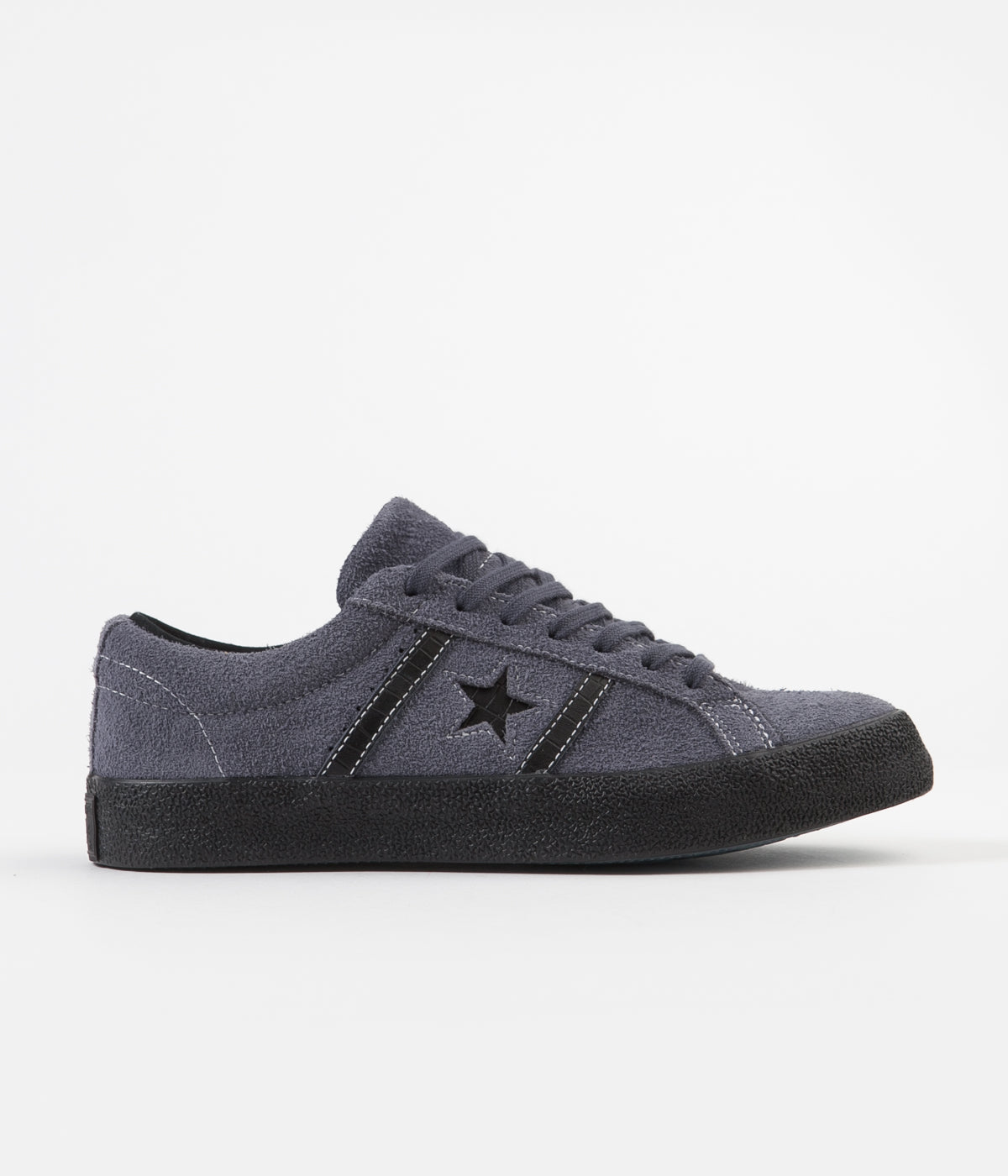 Converse One Star Academy SB Ox Shoes - Sharkskin / Black