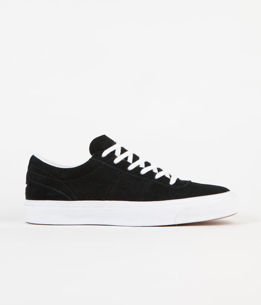 Converse One Star CC Ox Shoes - Black / White / White