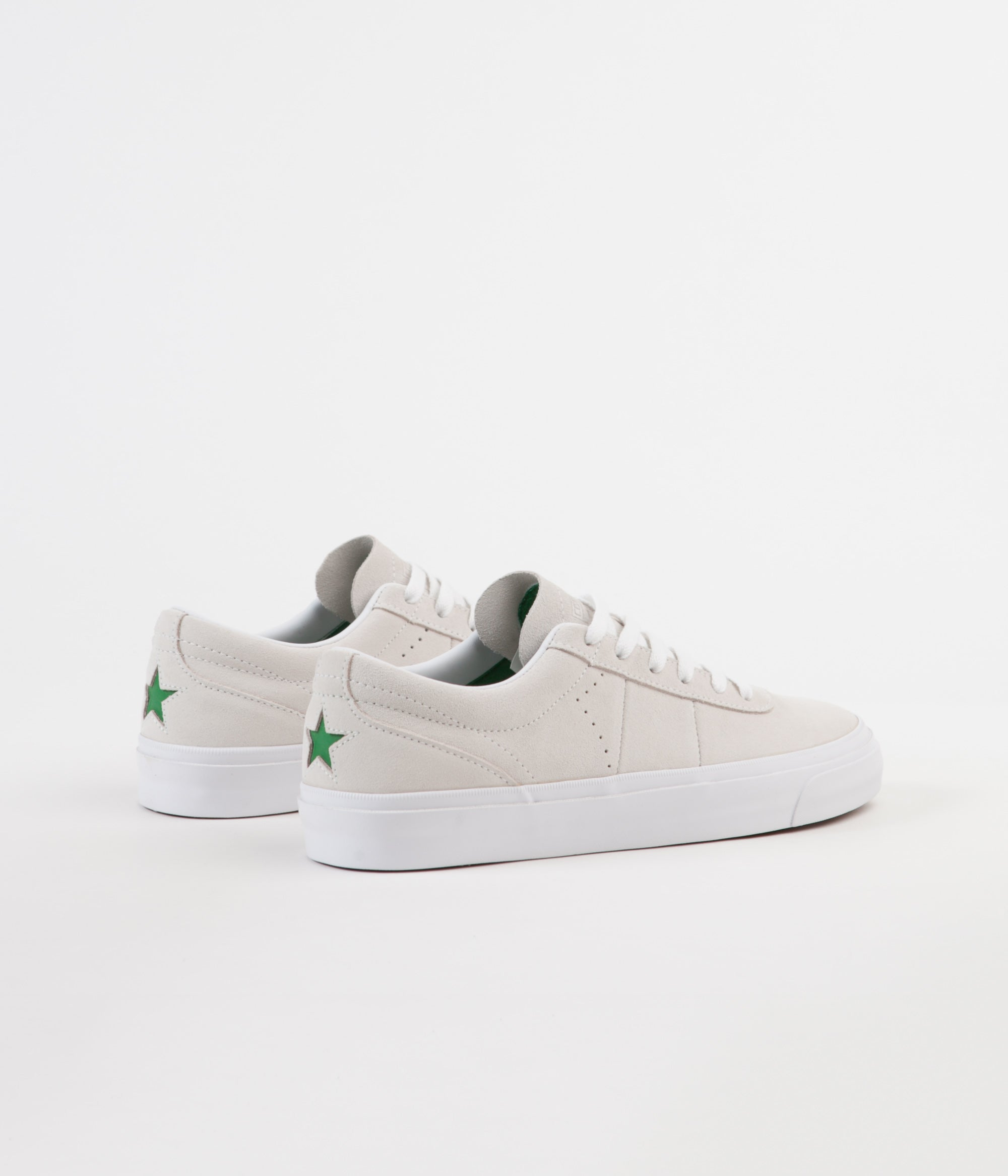 ... Converse One Star CC Pro Ox Shoes - White   Green   White ... b1290c036