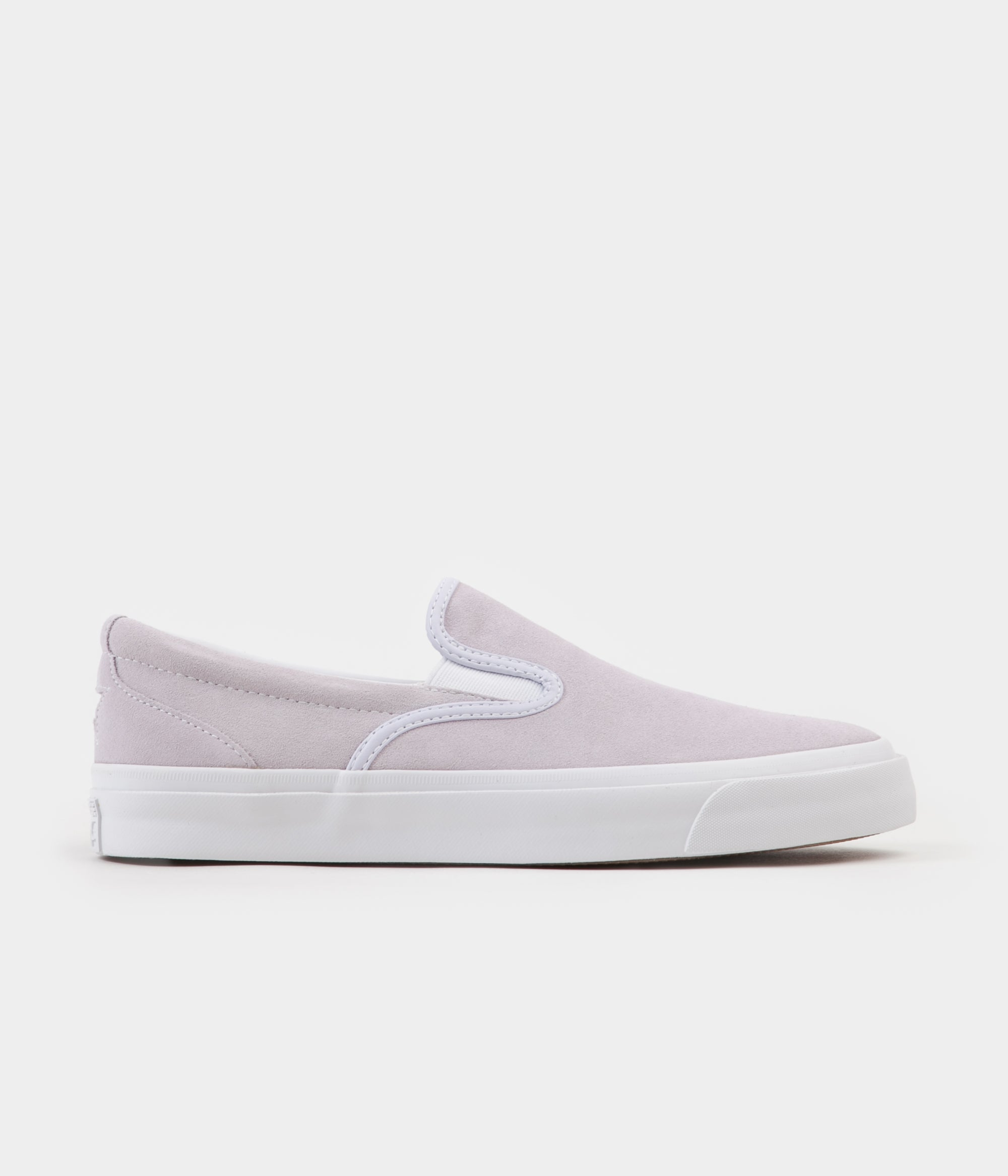 Converse One Star CC Slip On Shoes - Barely Grape   White   White ... 532c3463c