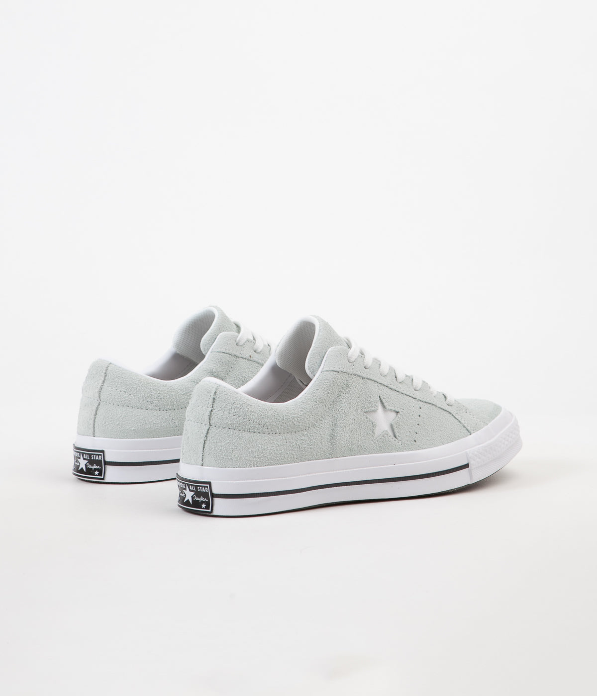 ... Converse One Star Ox Shoes - Dried Bamboo   White   Black ... 363c0876c