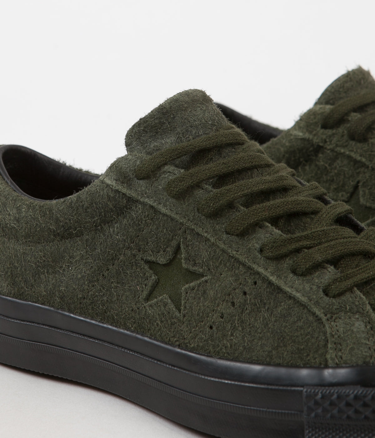 Converse One Star Ox Shoes - Utility