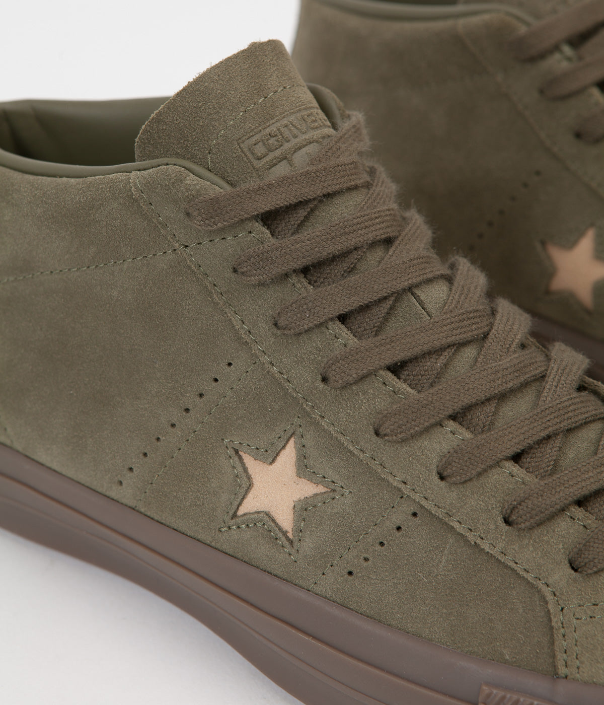 Converse One Star Pro Mid Size 7