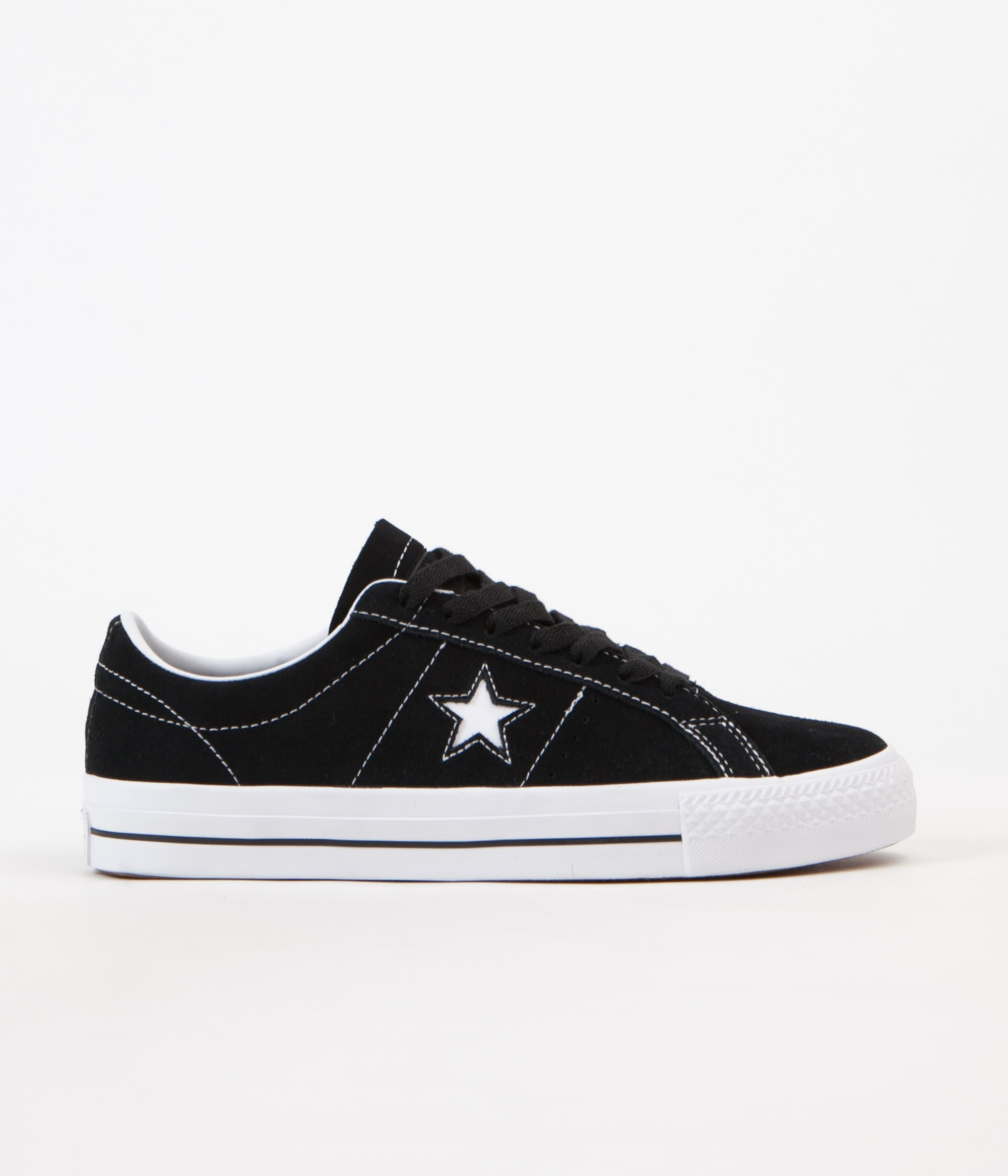 Converse One Star Pro Ox Shoes - Black