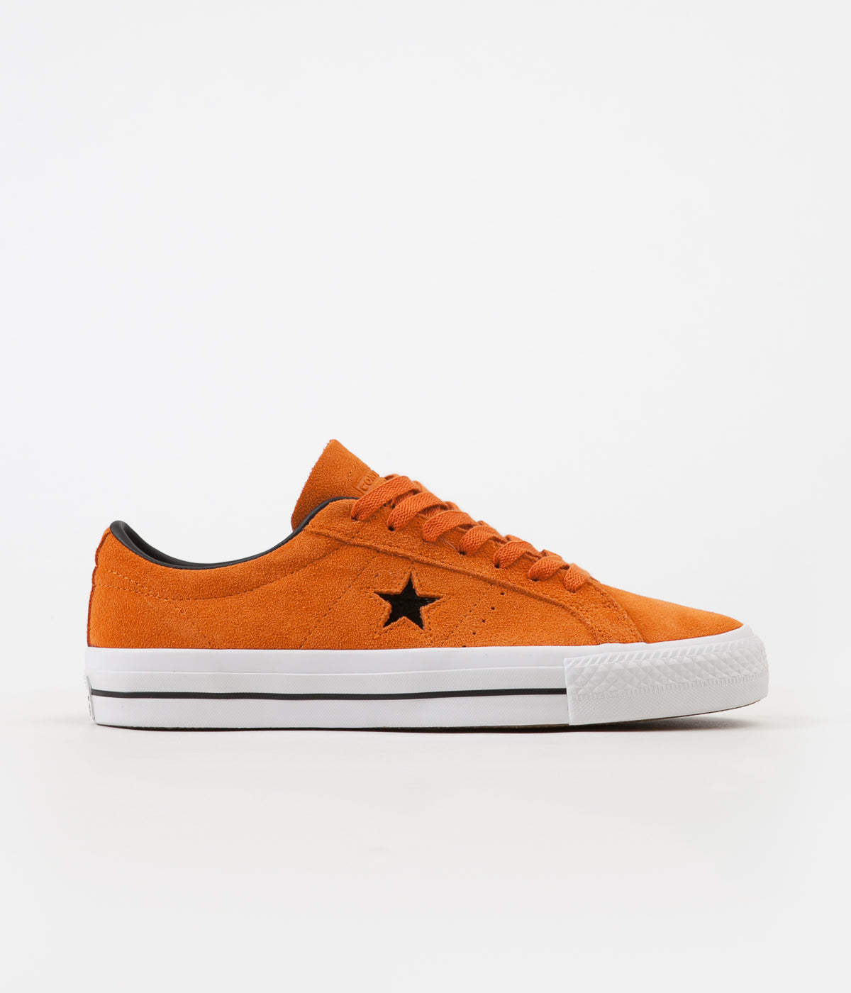 ... Converse One Star Pro Ox Shoes - Campfire Orange   Black   White ... 0c417ccb9