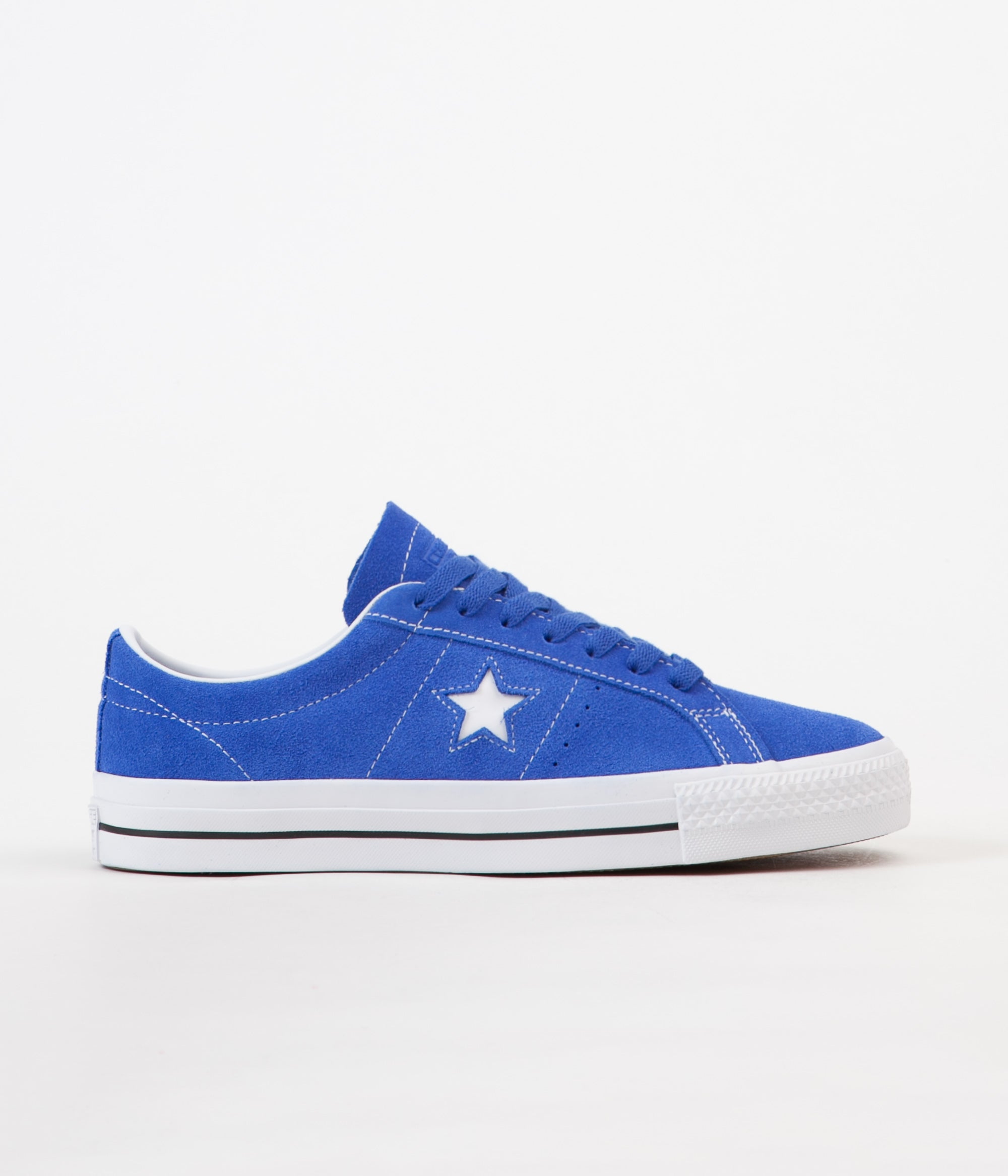 913421e83fb46c Converse One Star Pro Ox Shoes - Hyper Royal   White   Black